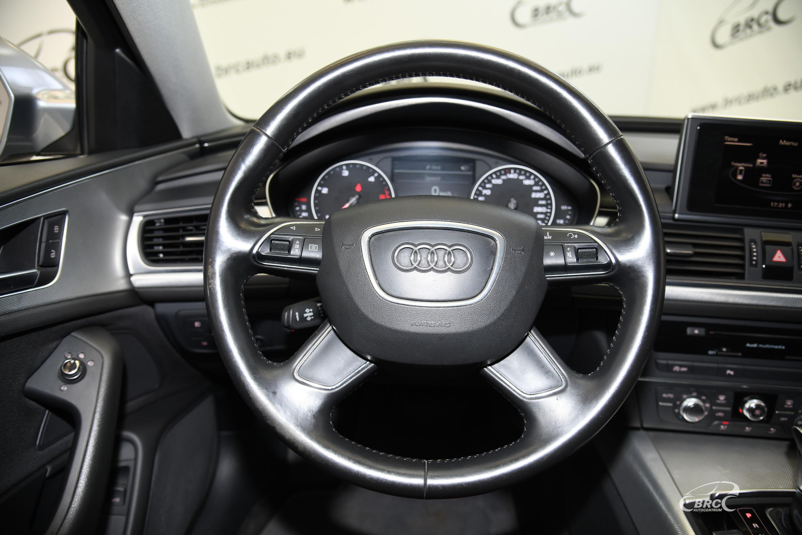 Audi A6 Avant 3.0 TDI Automatas