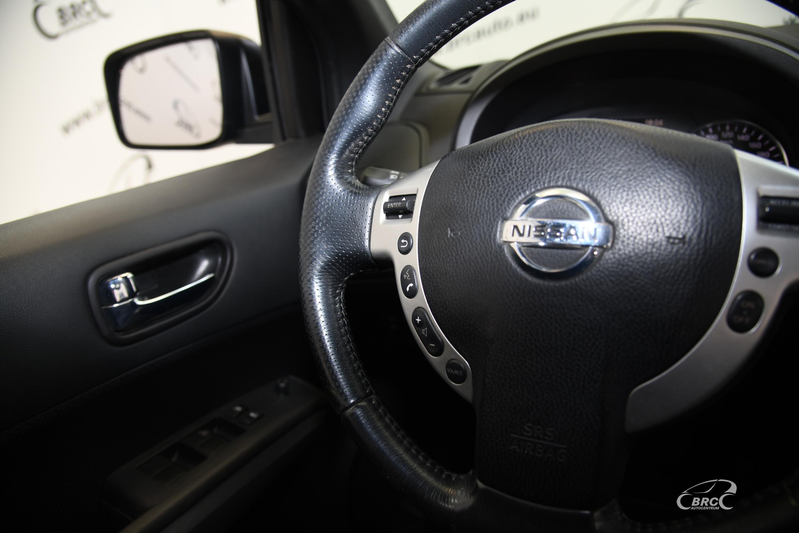 Nissan X-Trail 2.0 dCI Automatas