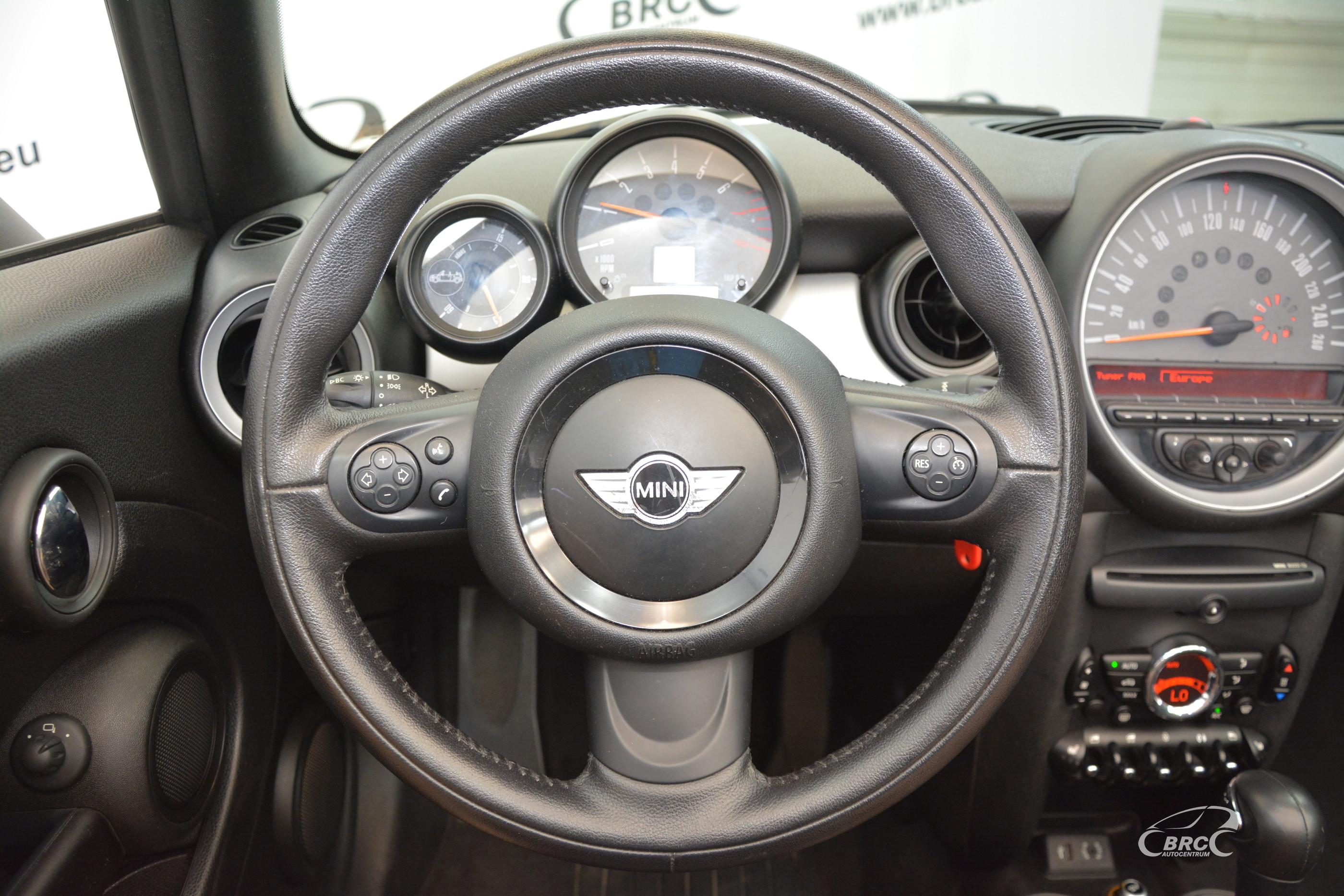 Mini Cooper Cabrio Automatas