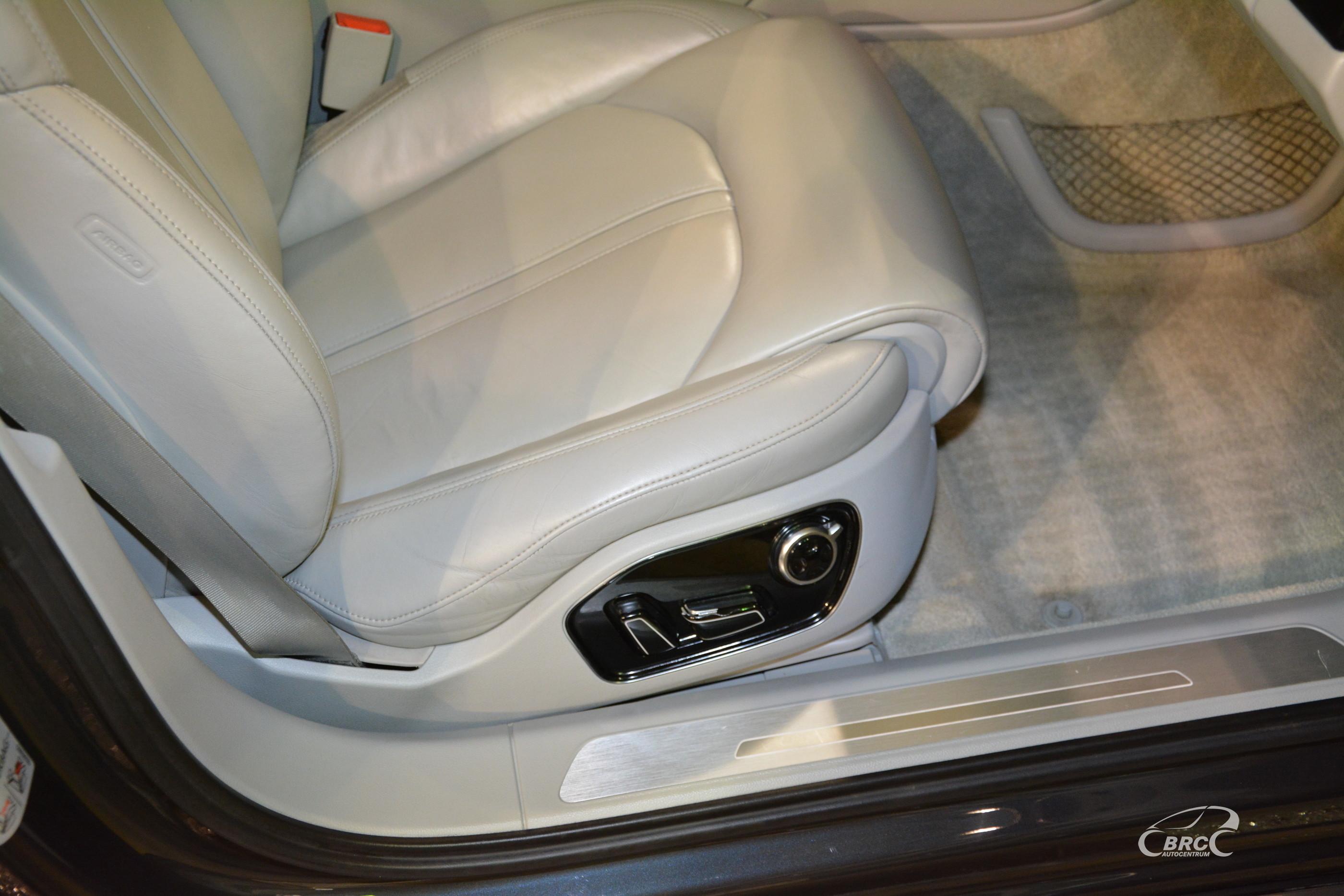 Audi A8 4.2TDI V8 Quattro Automatas