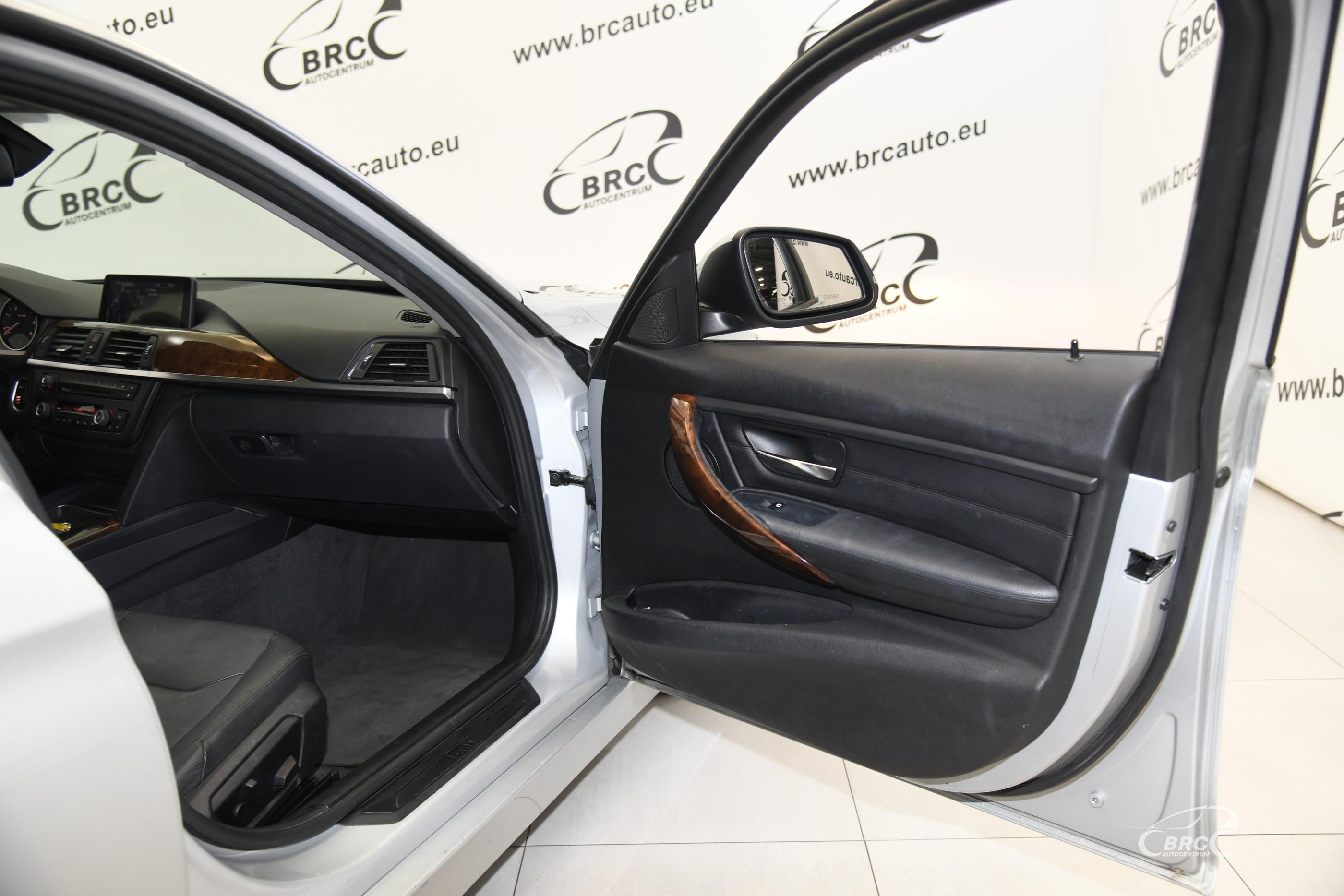 BMW 328 d Automatas