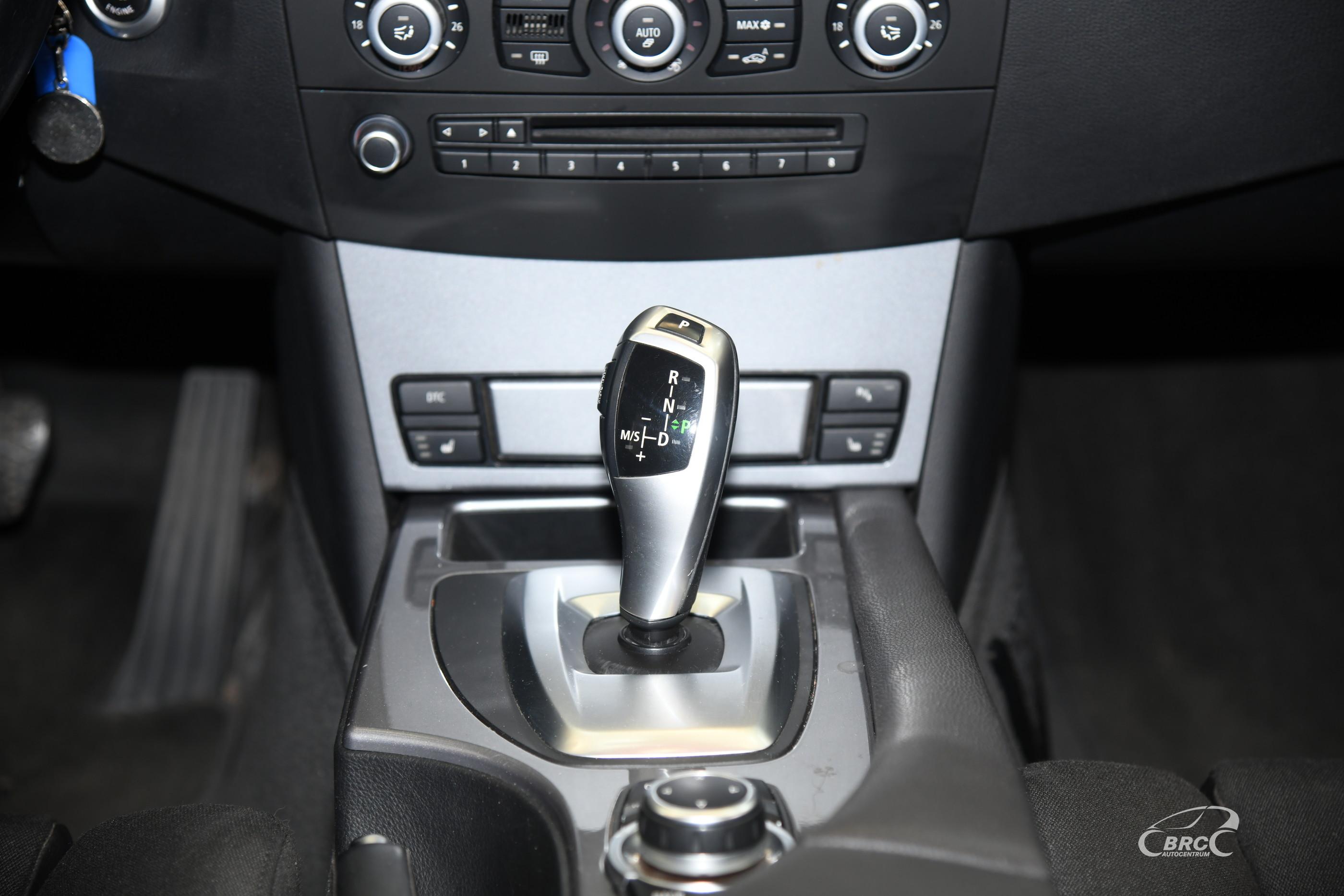 BMW 530 d Xdrive Automatas