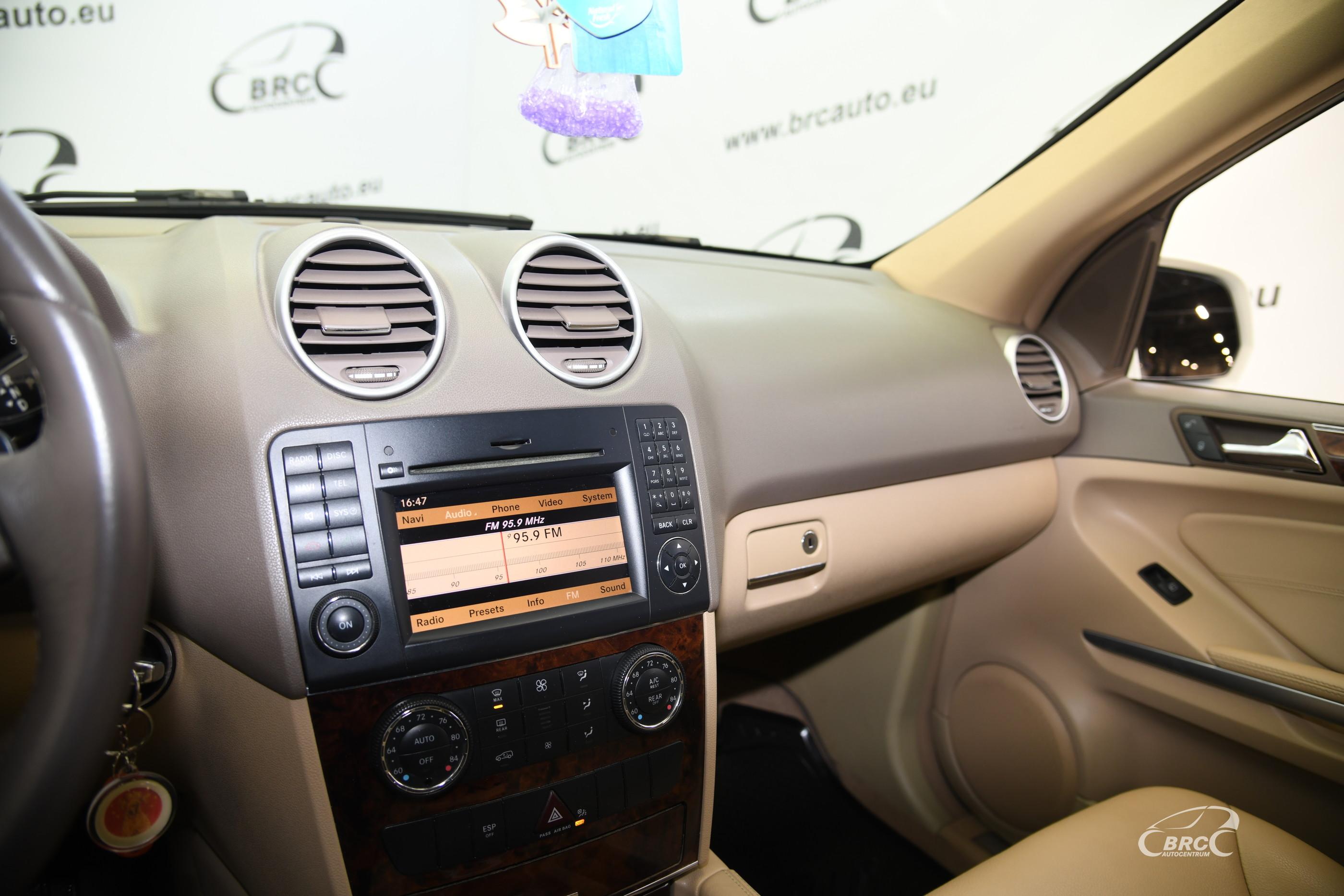 Mercedes-Benz ML 350 Automatas