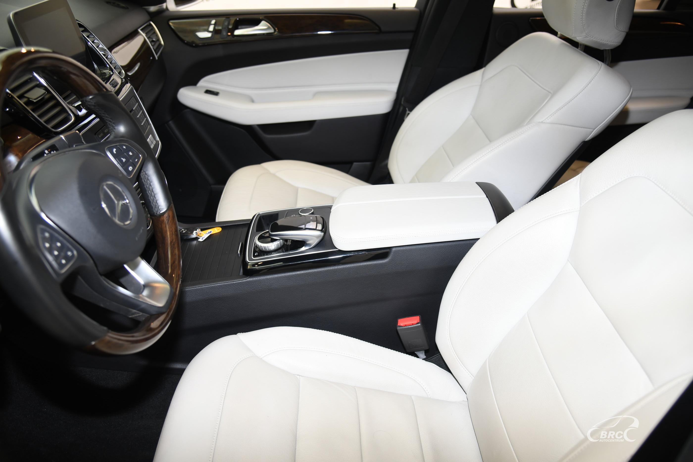 Mercedes-Benz GLE 350 Automatas