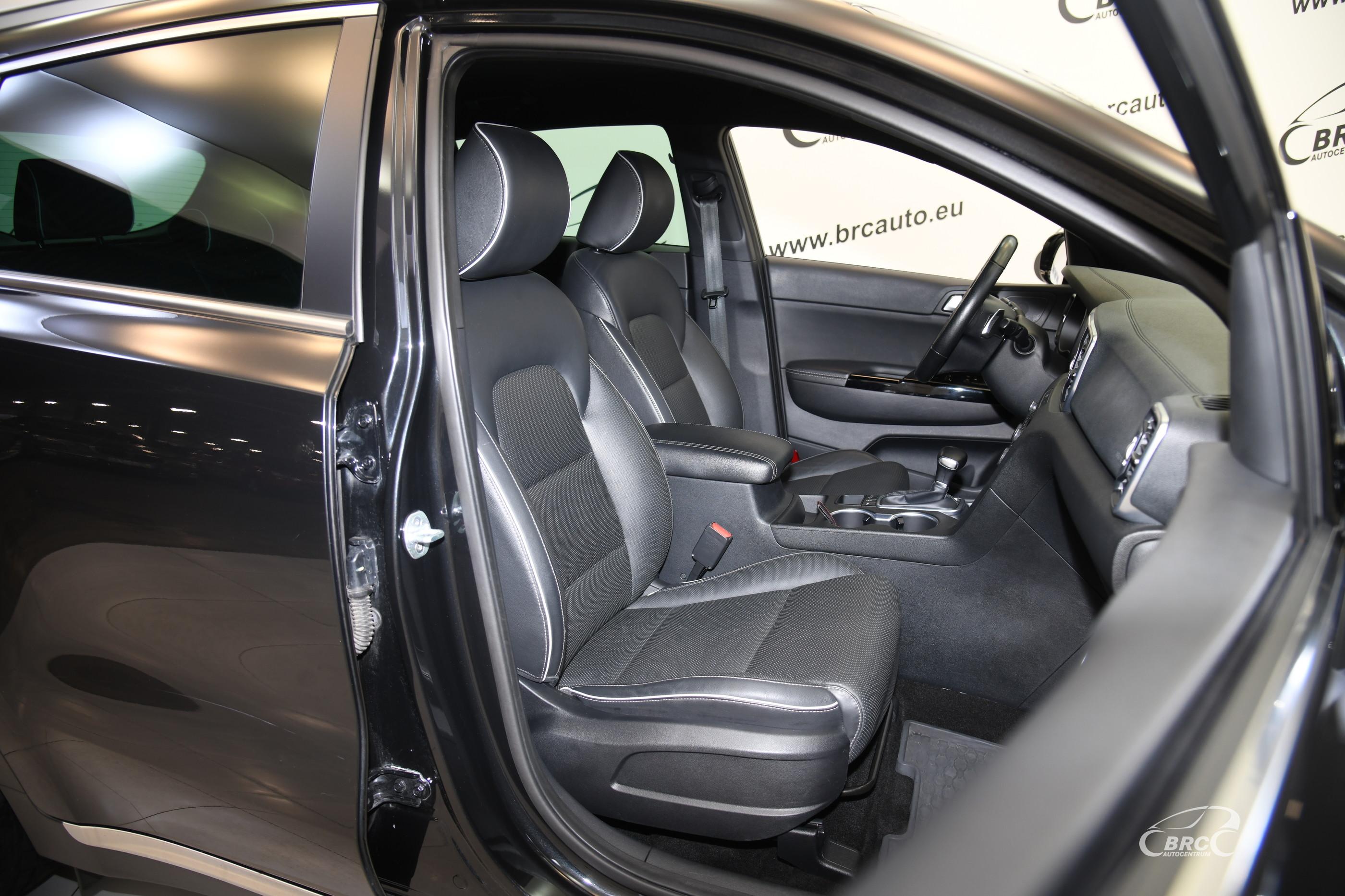 Kia Sportage 1.6 AWD GT-line Automatas