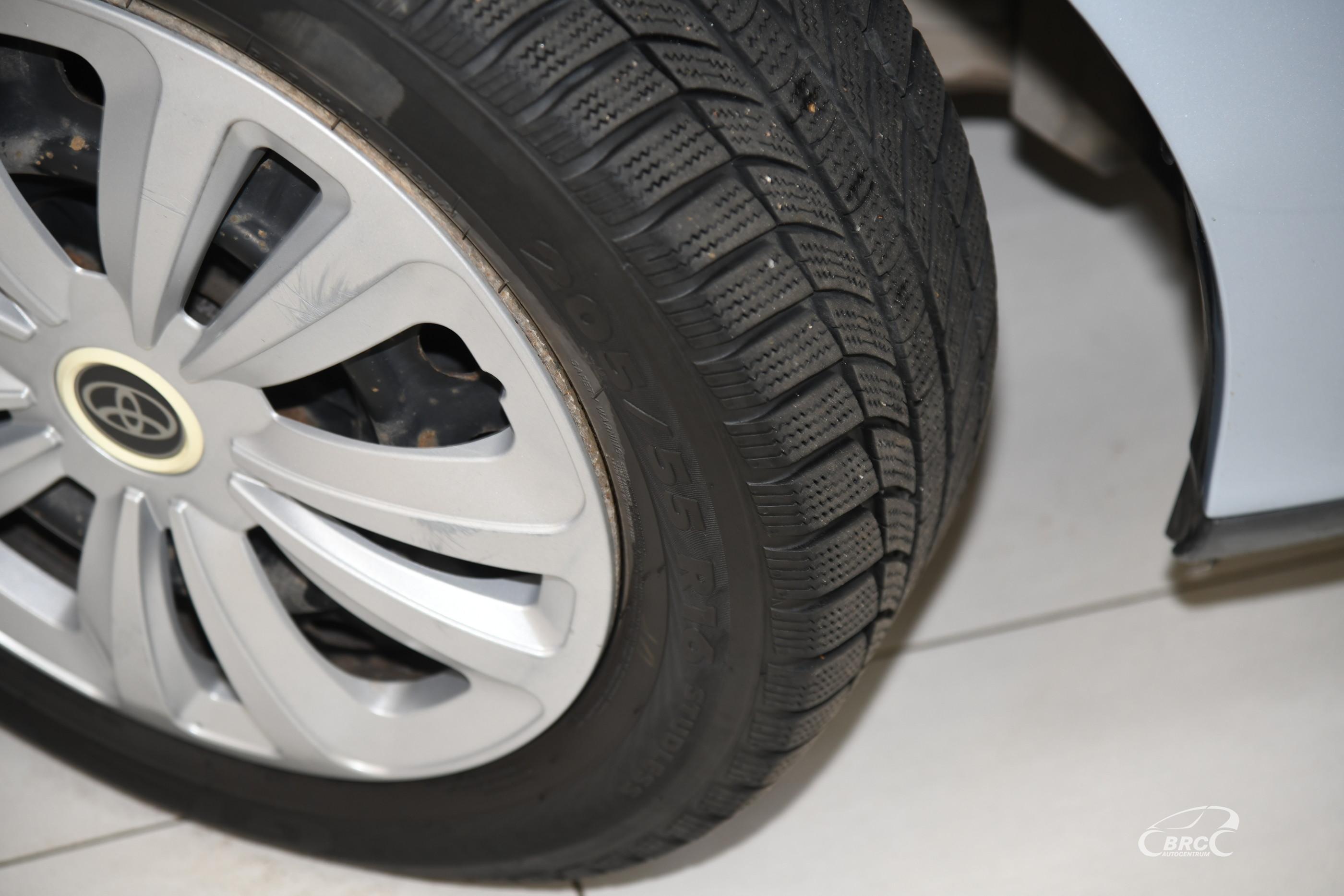 Toyota Auris 2.0 D4-D