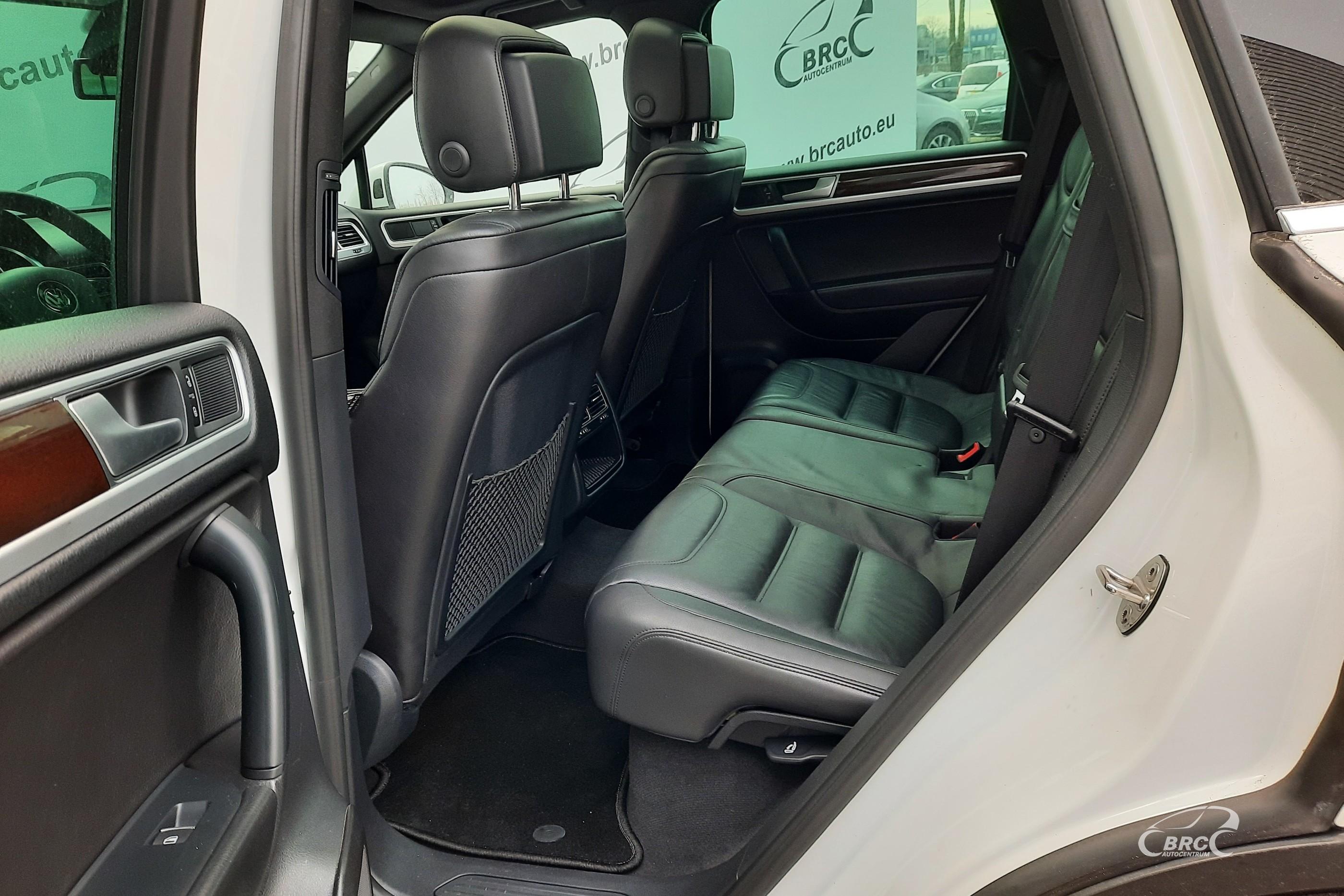 Volkswagen Touareg 3.6i V6 Automatas