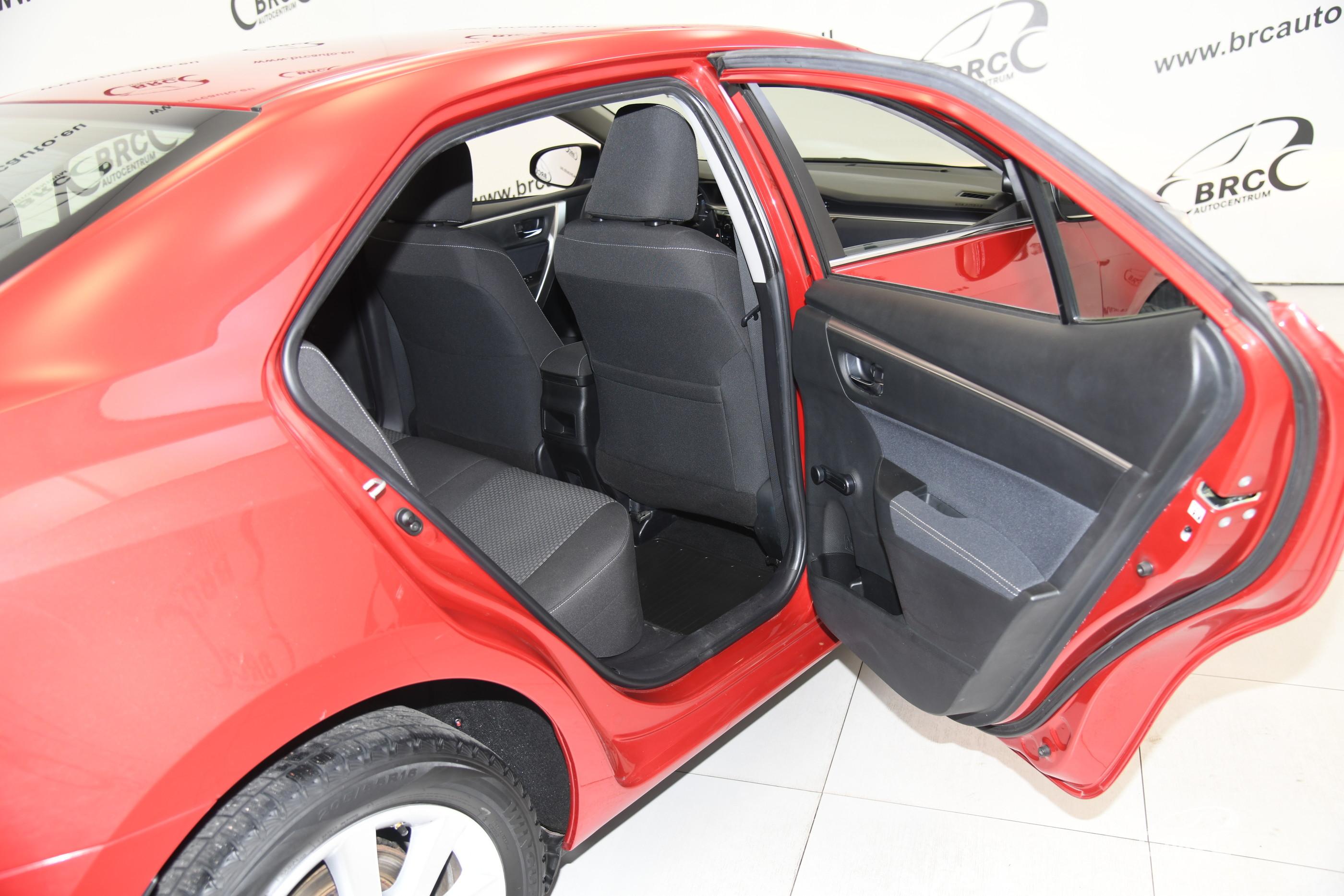 Toyota Corolla 1.6 VVT-i Linea Sol