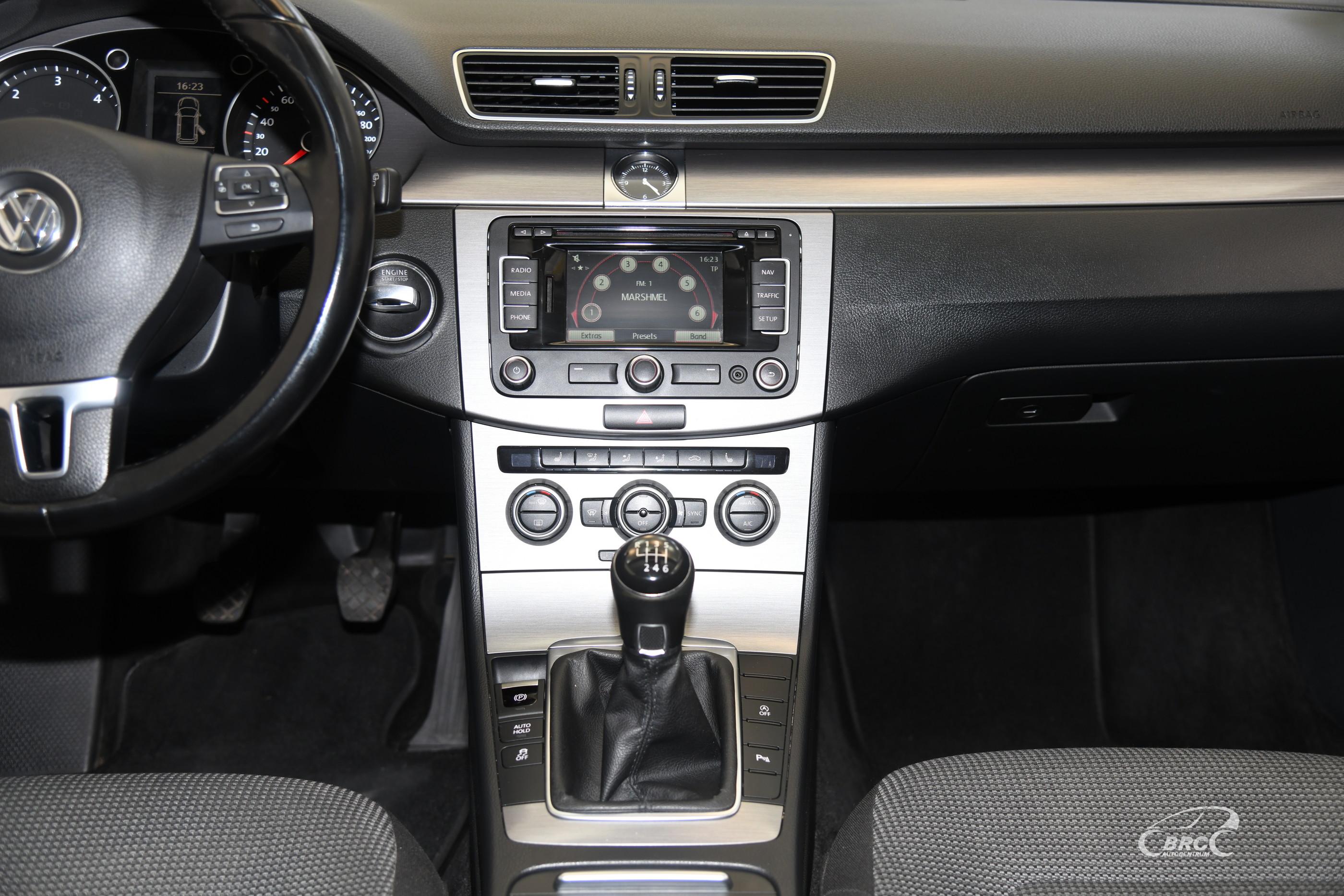 Volkswagen Passat 2.0 TDI Variant Bluemotion
