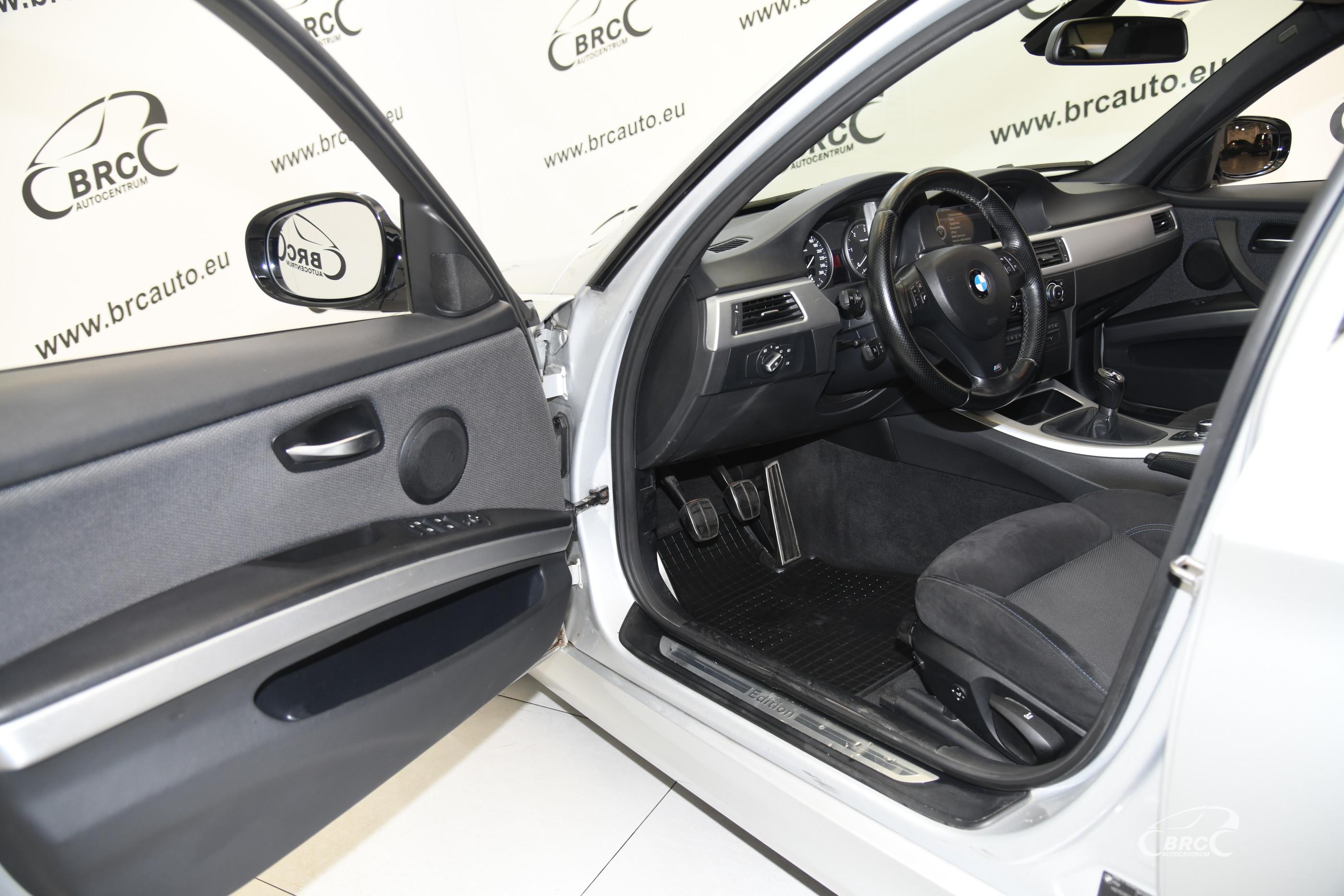 BMW 325 d Touring M-Sport