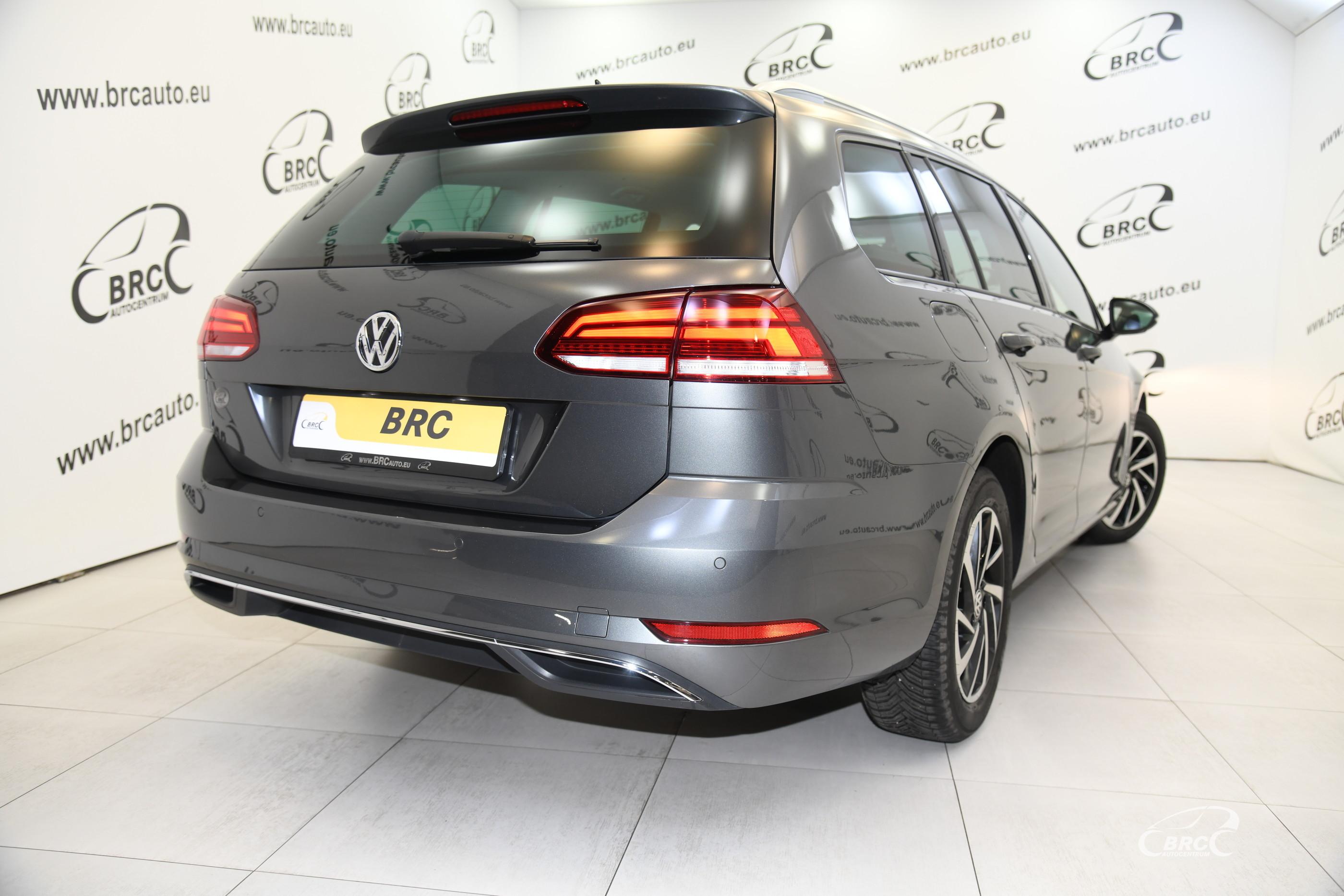Volkswagen Golf 1.6 TDI Join Variant Automatas
