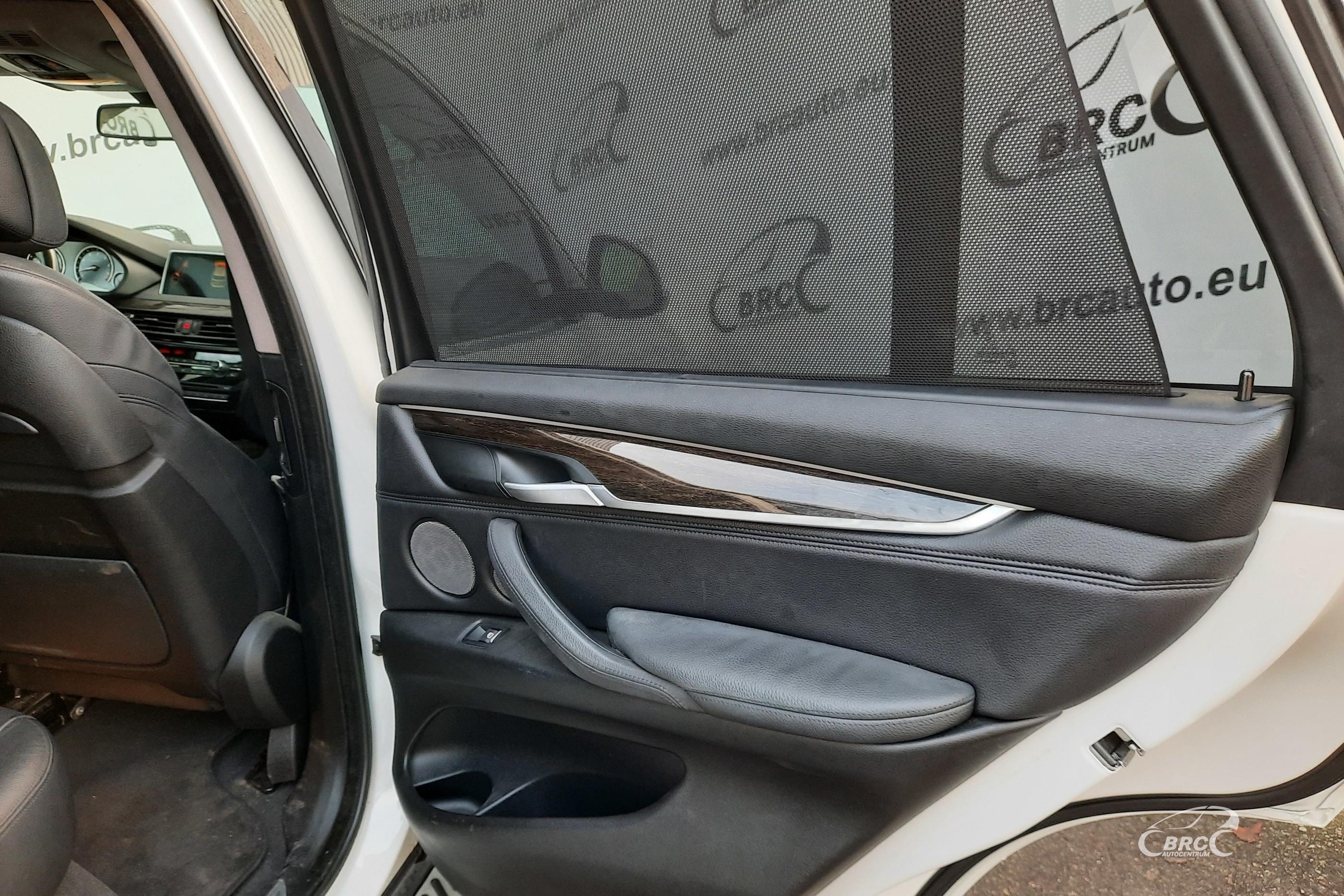 BMW X5 35i sDrive Automatas