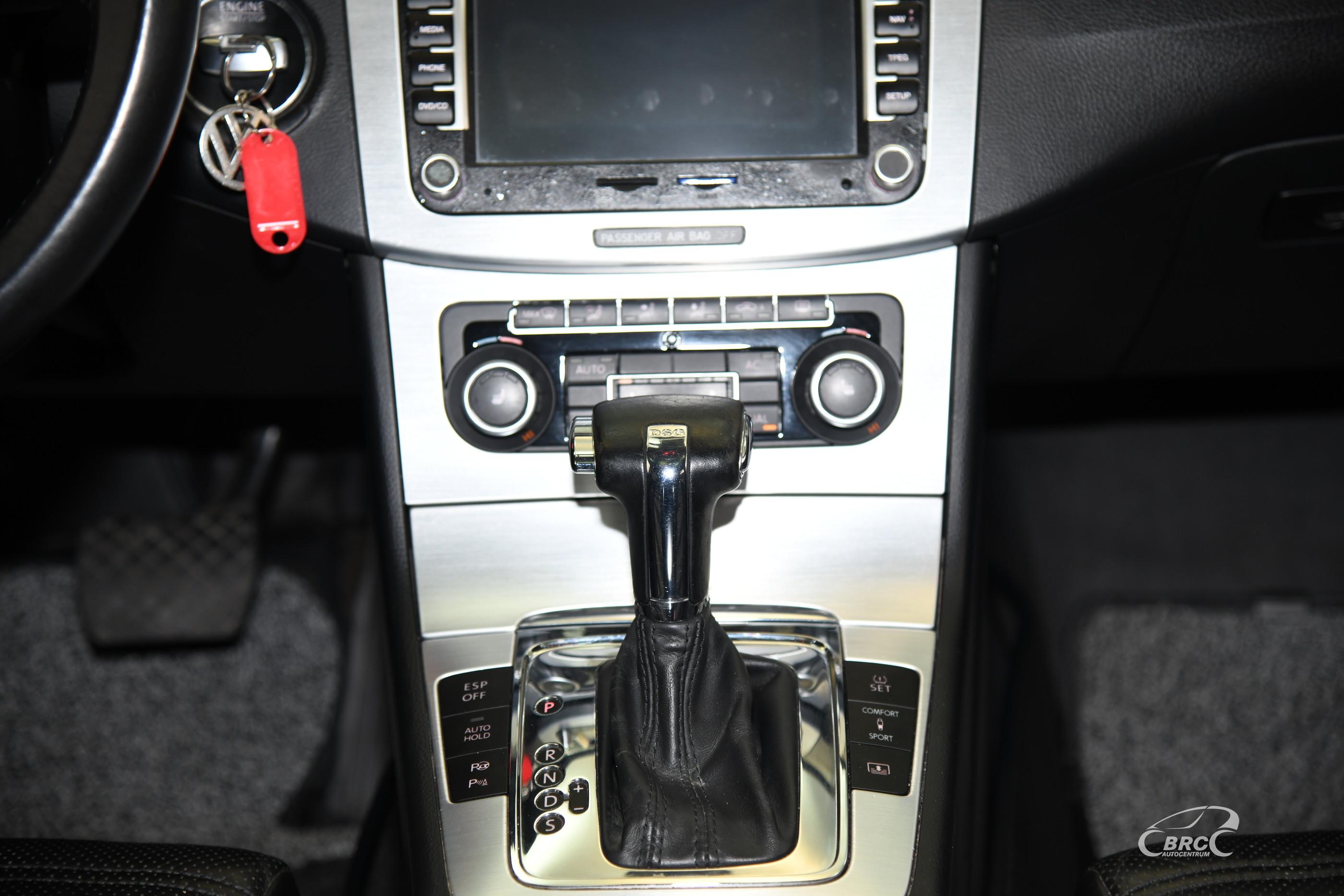 Volkswagen Passat CC 2.0 TDI Automatas