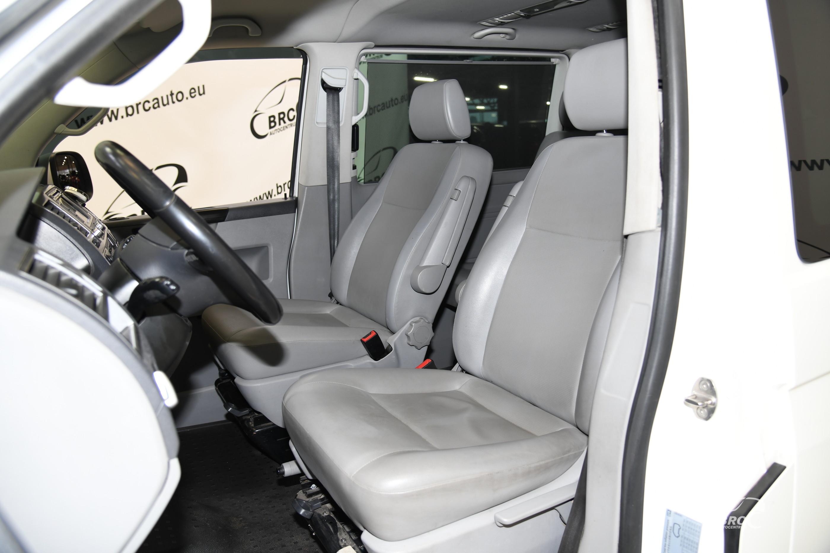 Volkswagen Caravelle 2.0 TDI 4Motion DSG Automatas