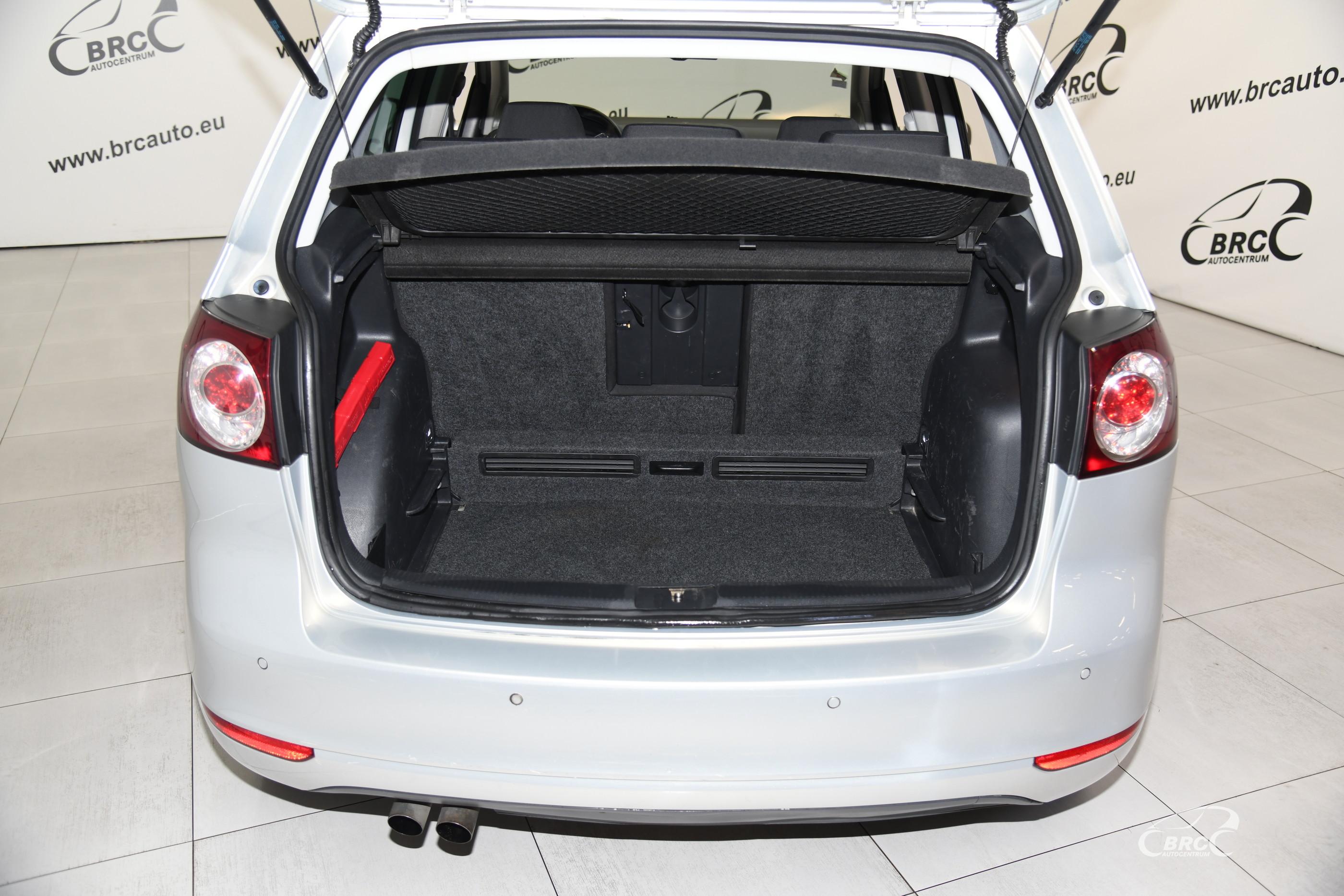 Volkswagen Golf Plus 2.0 TDI Automatas
