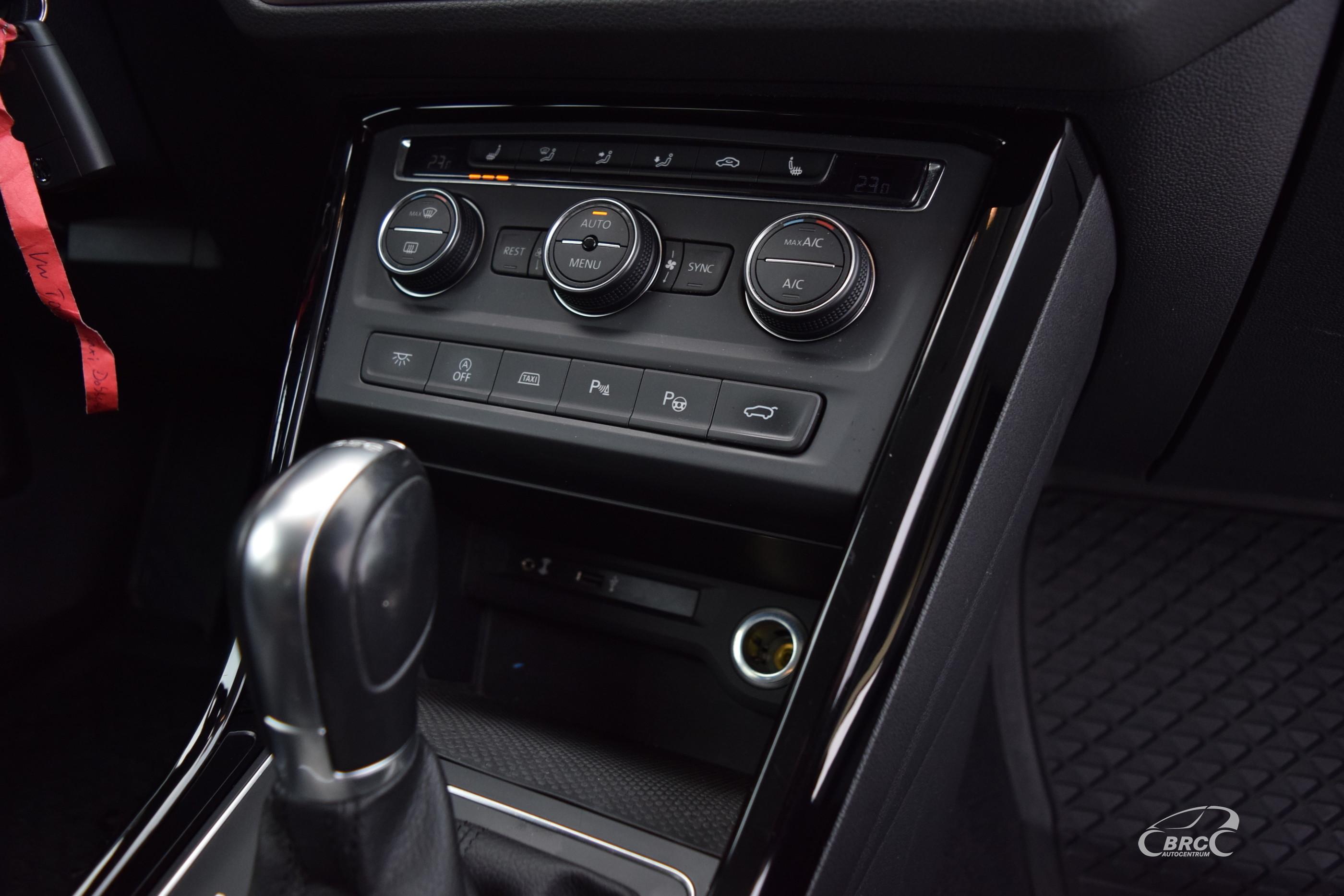 Volkswagen Touran 2.0TDI DSG 7 seats