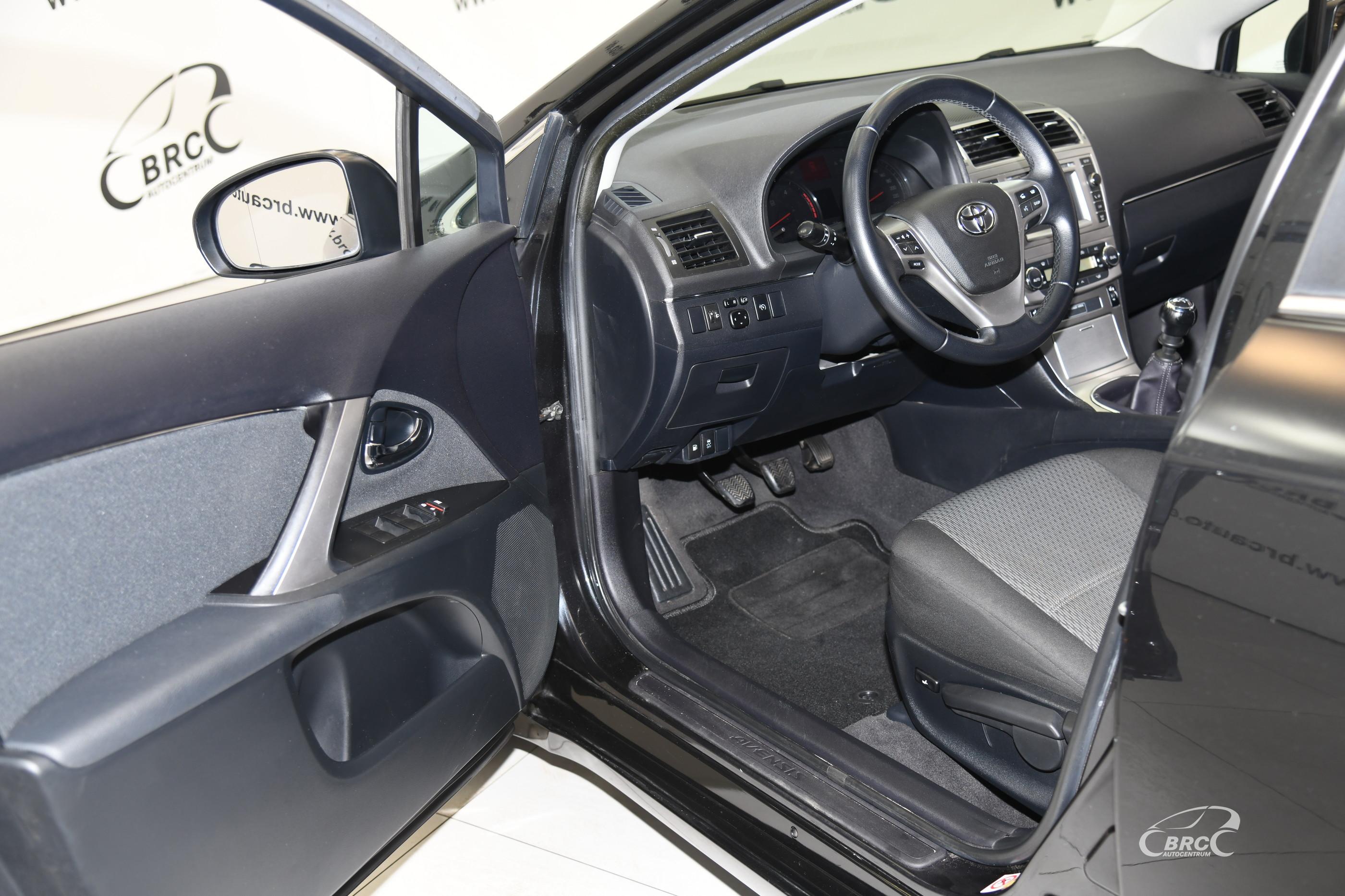 Toyota Avensis 2.2 D-4D Wagon