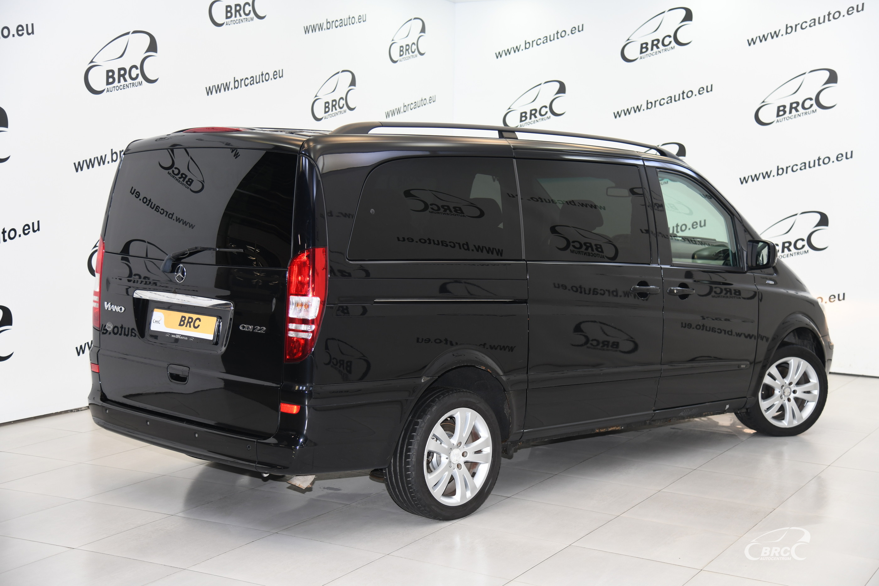 Mercedes-Benz Viano 2.2 CDI BlueEFFICIENCY Automatas