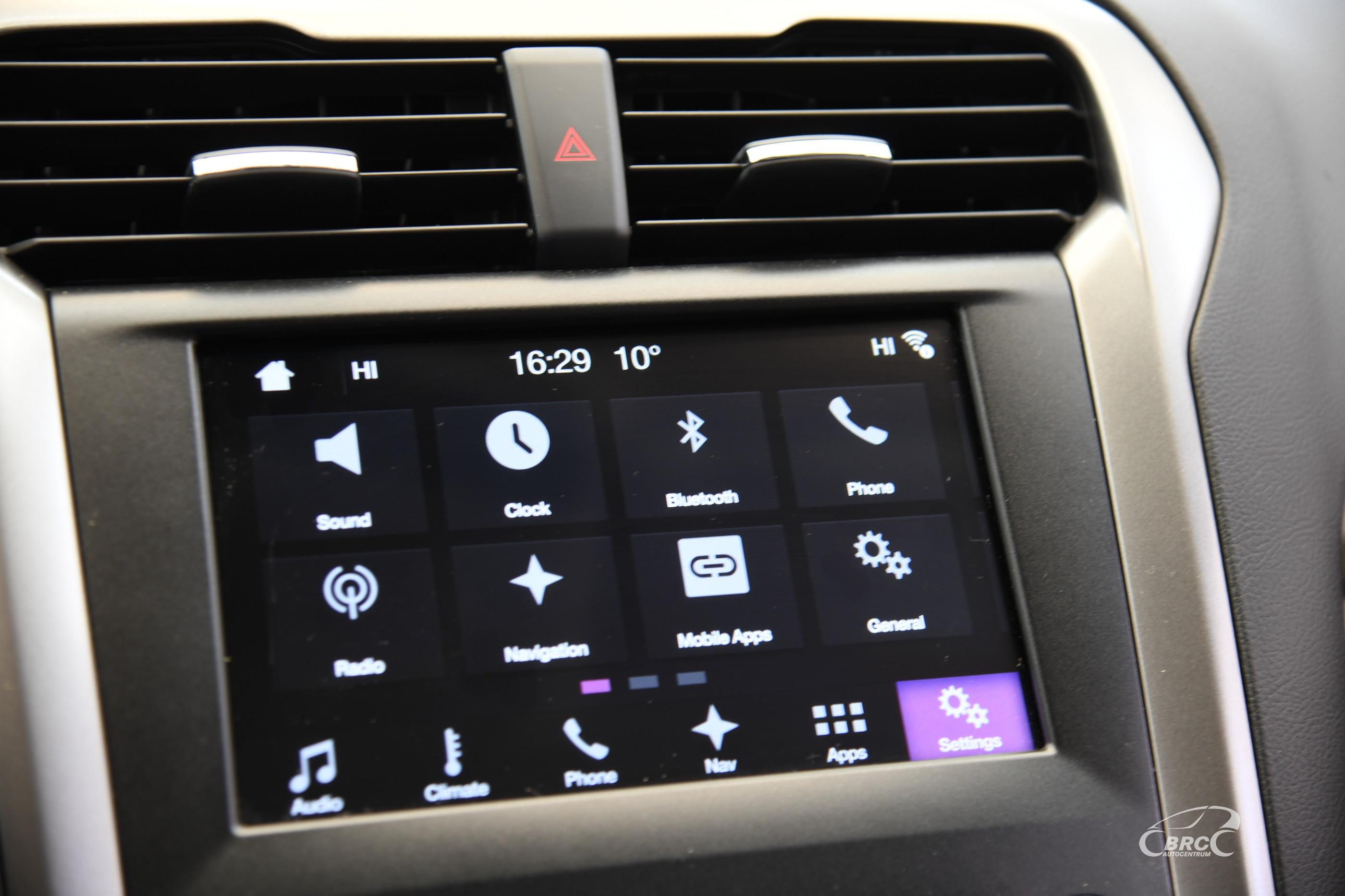 Ford Fusion Hybrid Plug-in SE Automatas