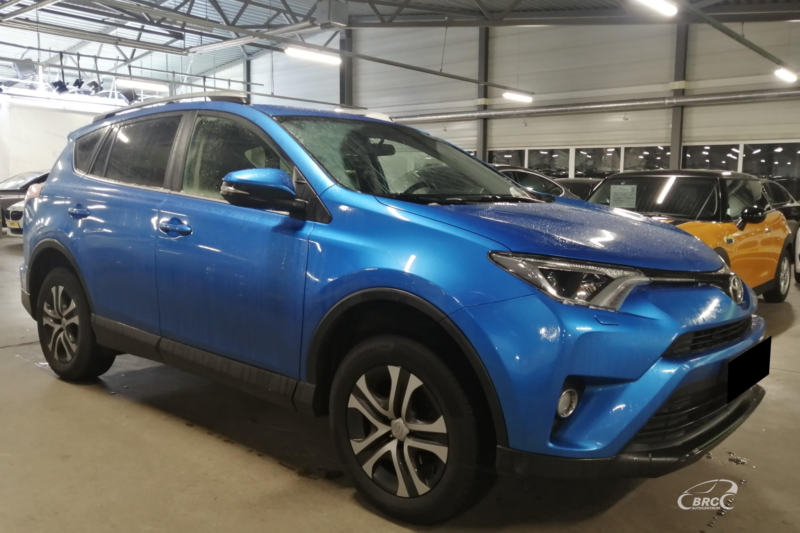 Toyota RAV 4 2.0 AWD