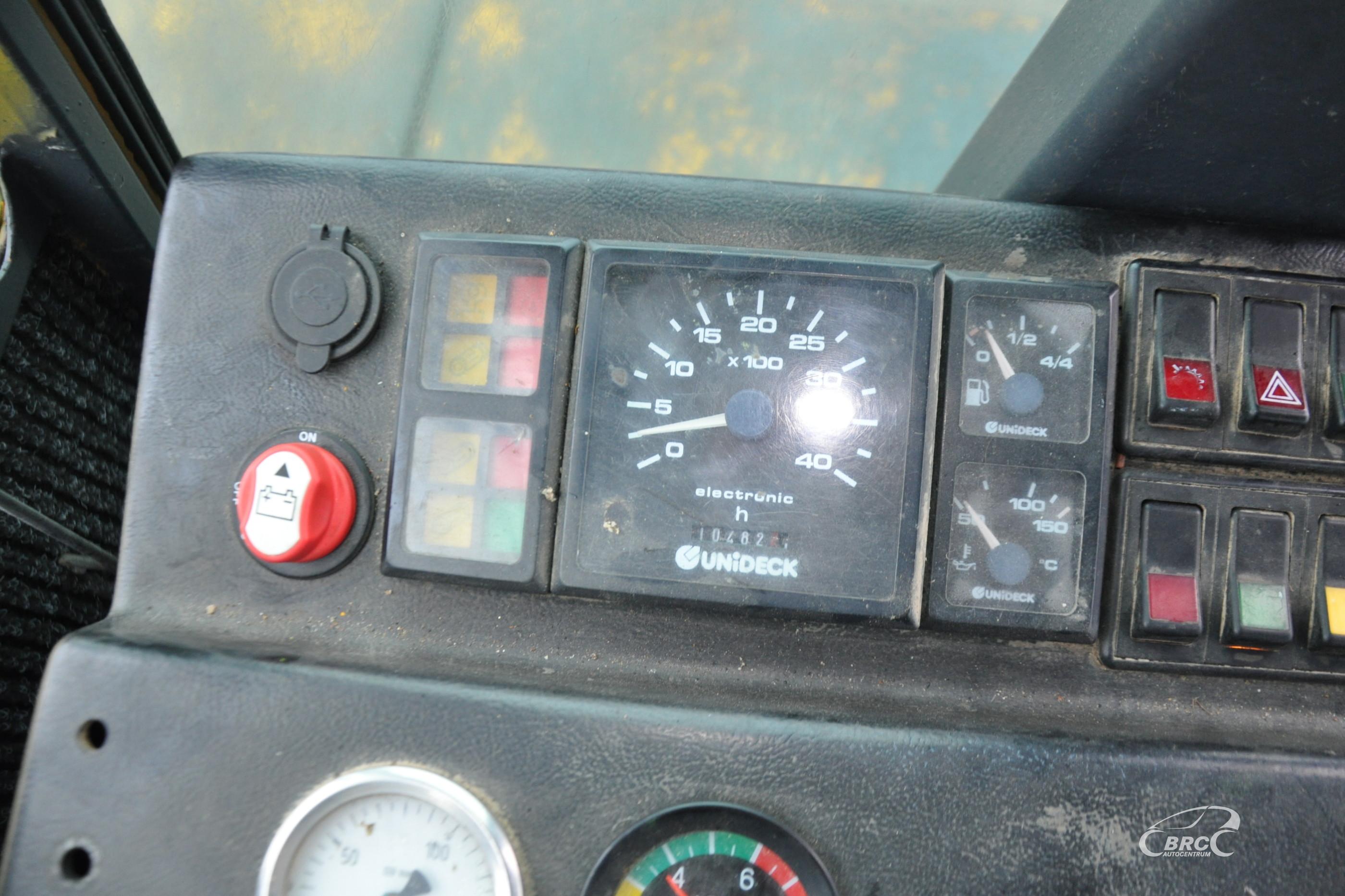 Bomag G-150 TA 6x6