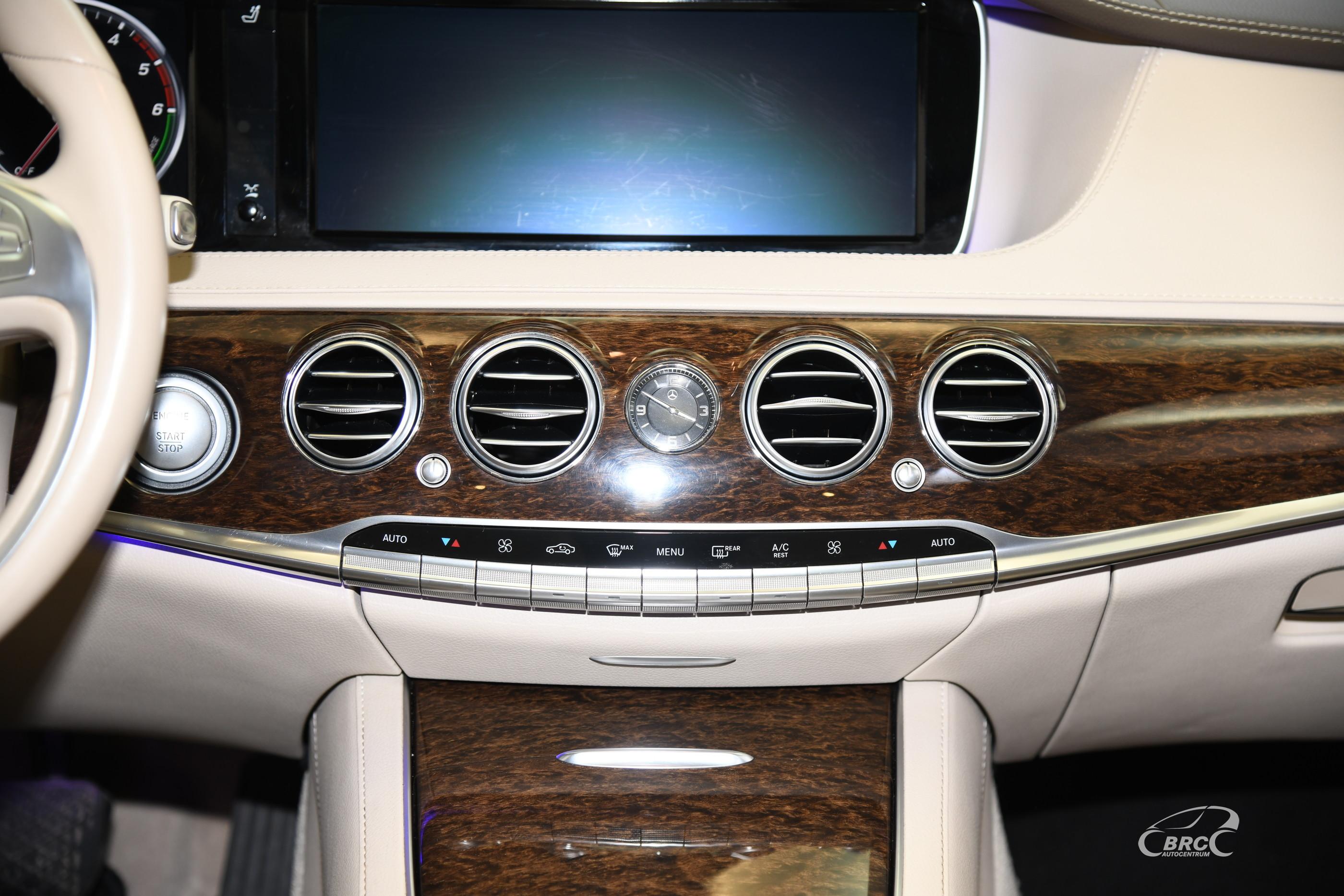 Mercedes-Benz S 300 BlueTEC HYBRID Automatas