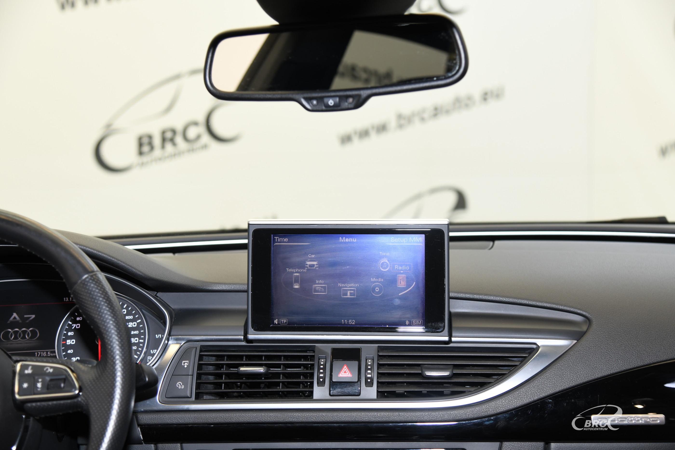 Audi A7 Sportback 3.0 TDI S-Line Quattro Automatas