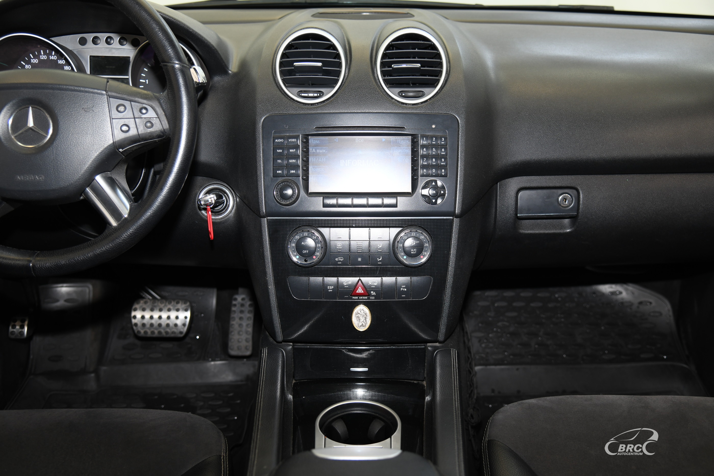 Mercedes-Benz ML 320 CDI 4Matic Automatas