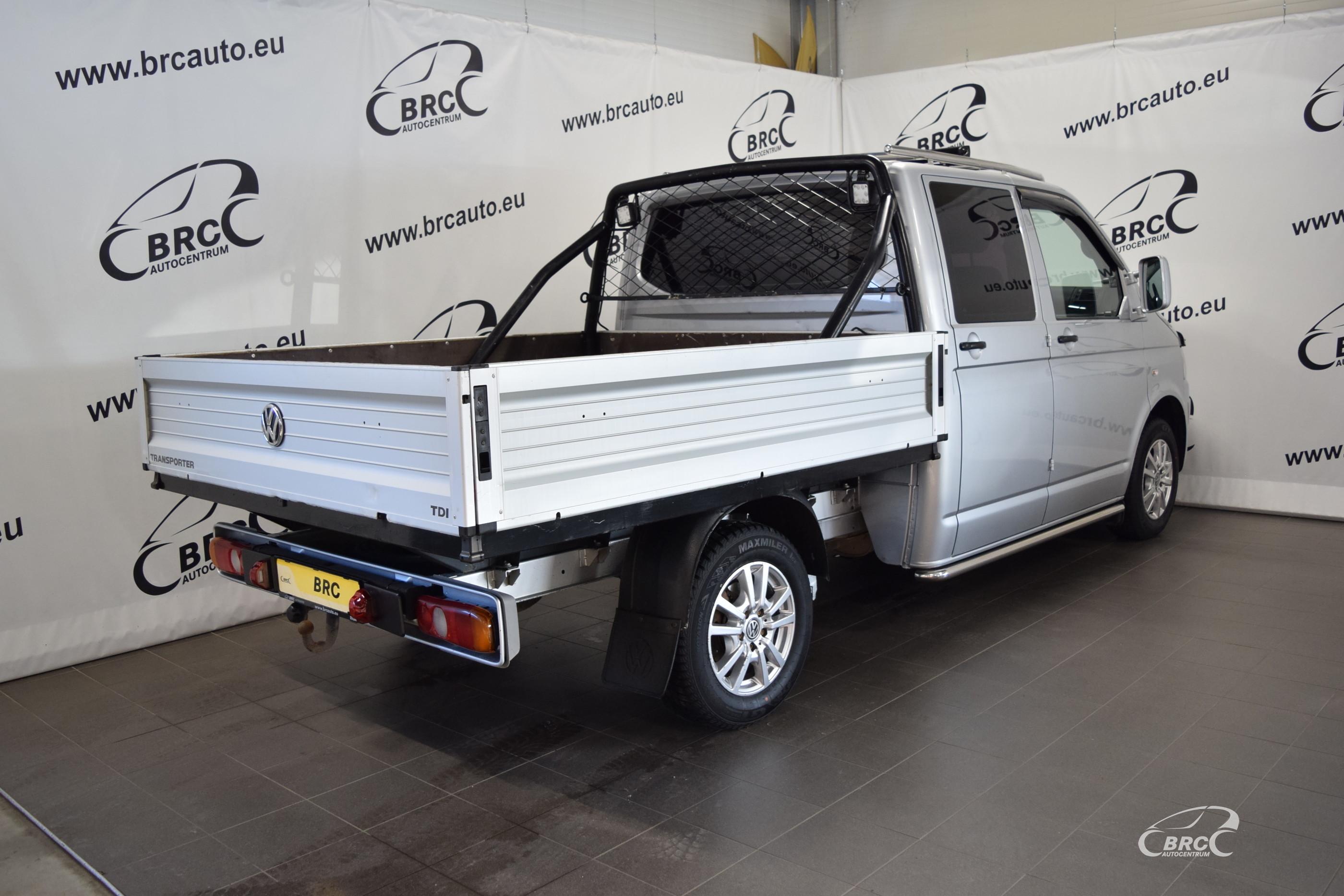 Volkswagen Transporter 6 seats