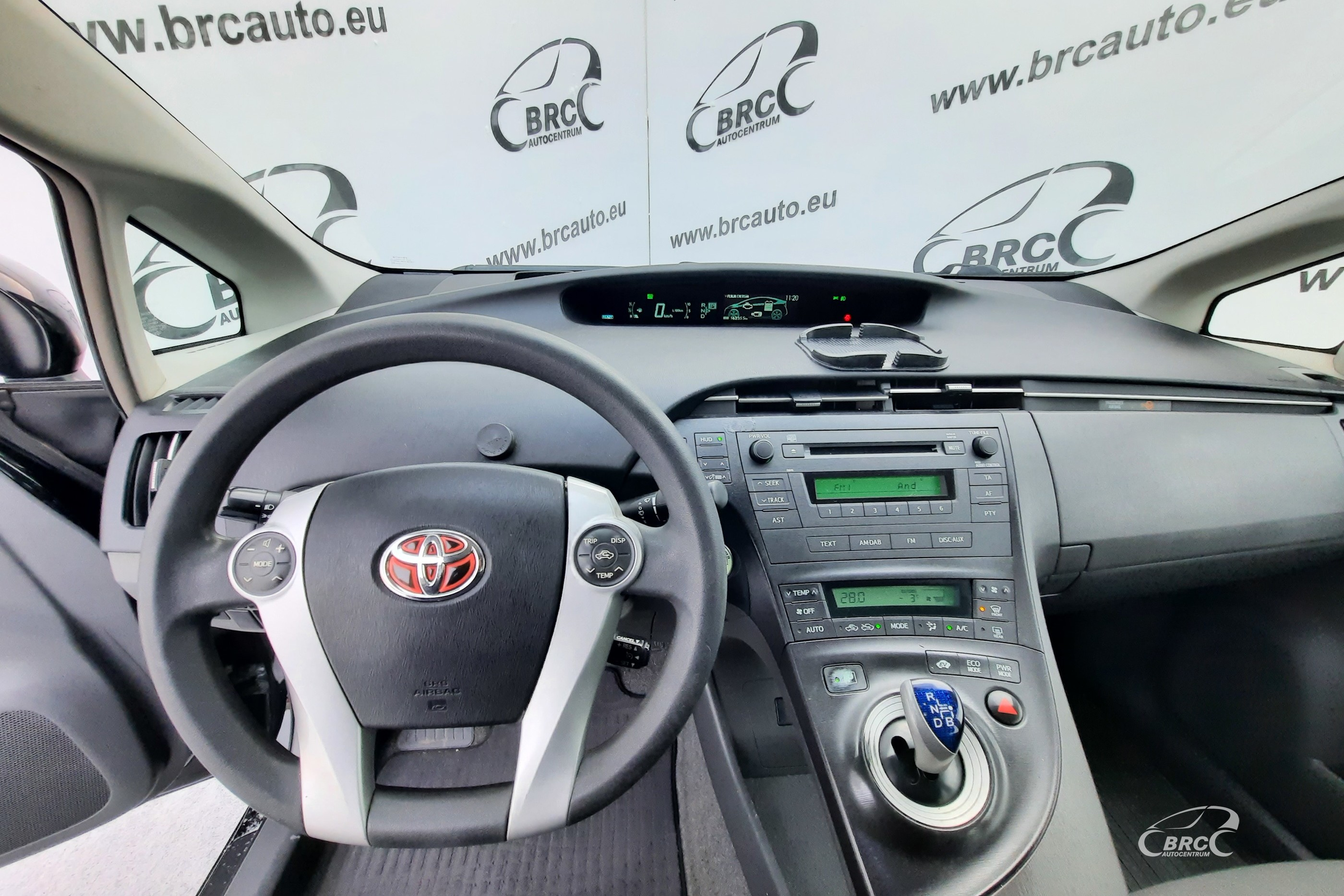 Toyota Prius 1.8 Dual VVT-i Hybrid Automatas
