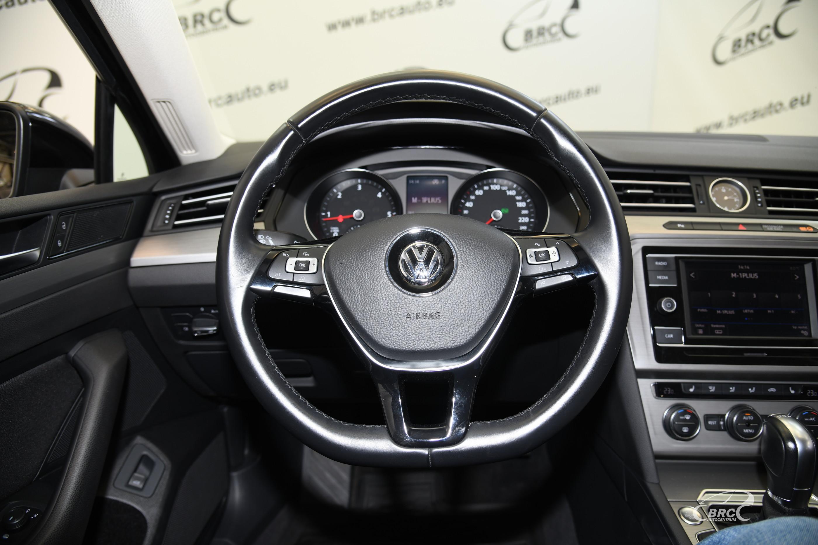 Volkswagen Passat 1.6 TDI Trendline