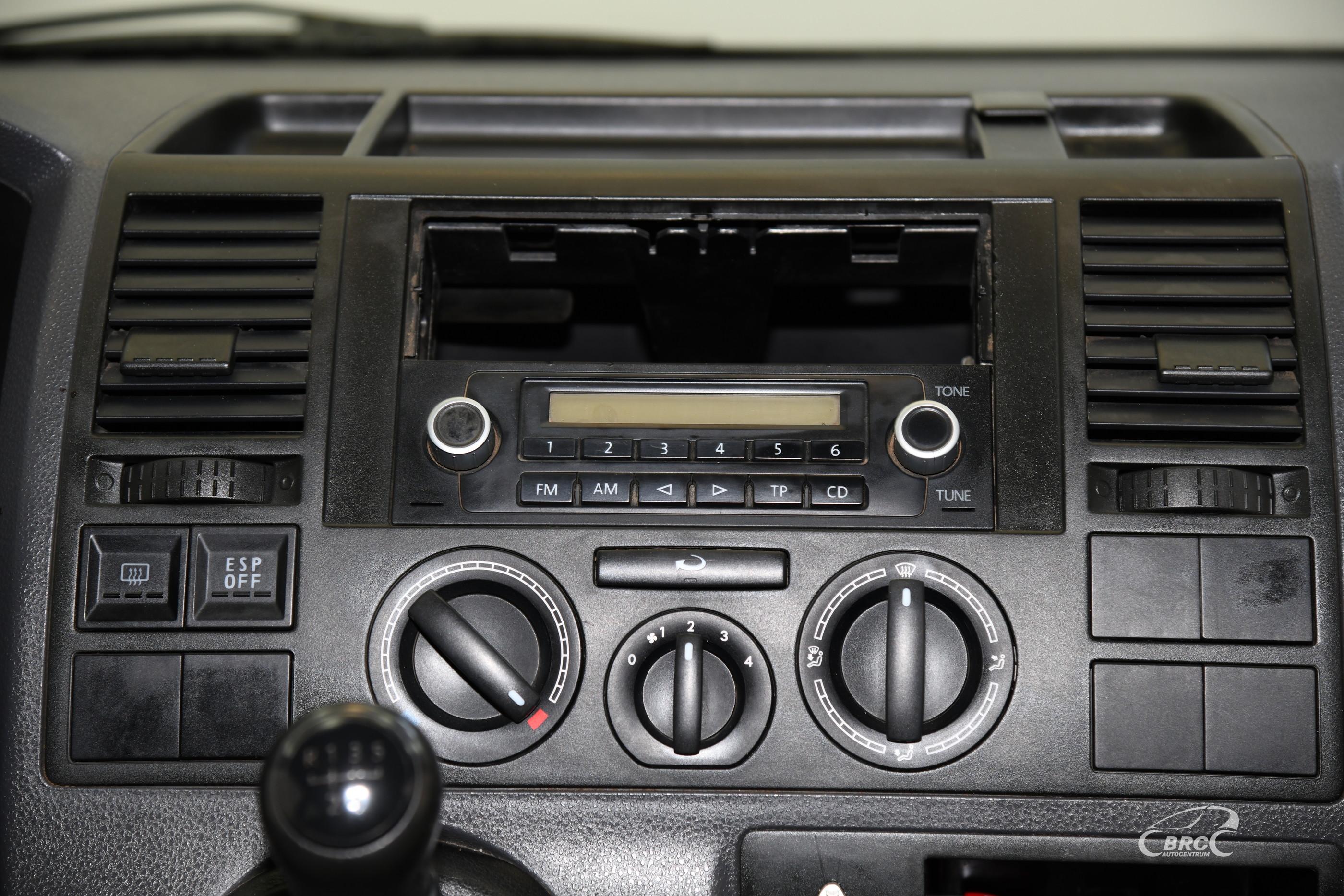 Volkswagen Transporter 1.9 TDI DoKa