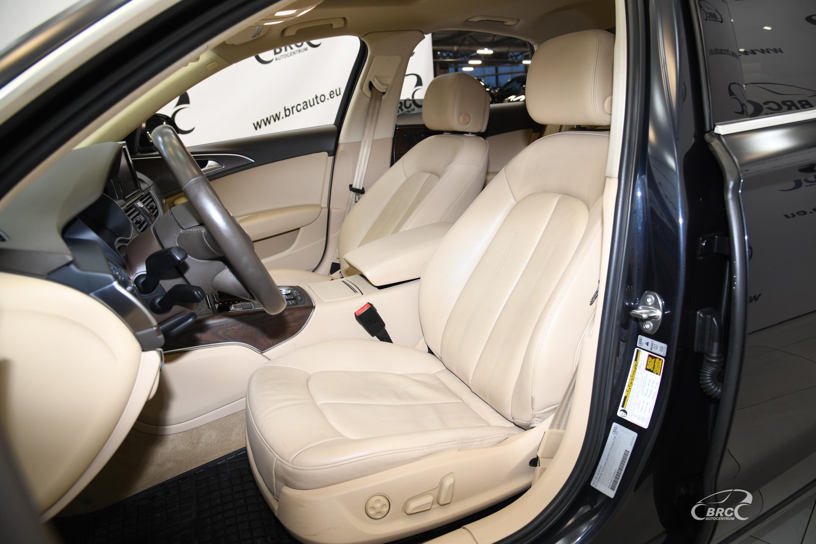 Audi A6 3.0T Supercharged Quattro Automatas