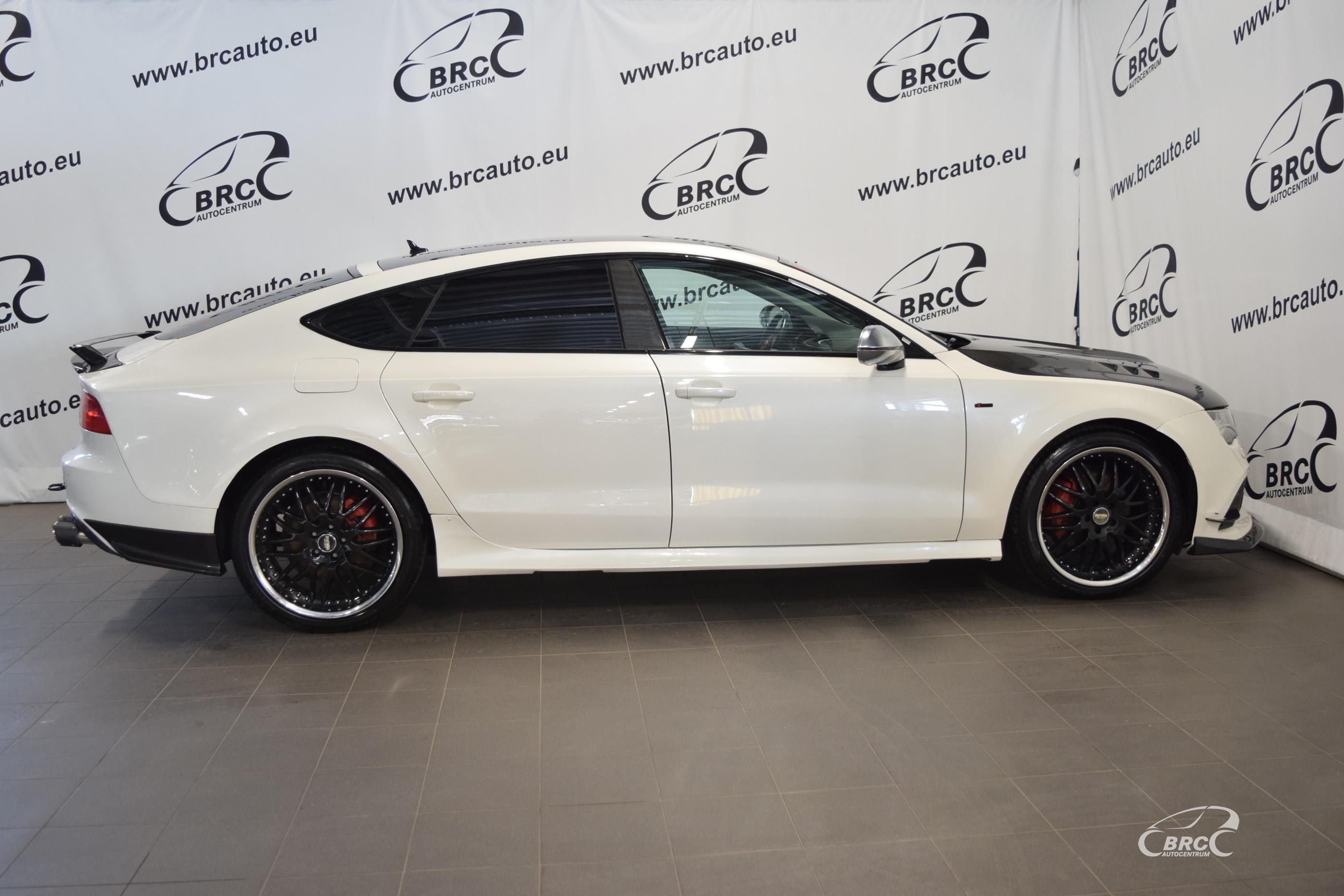 Audi A7 Sportback TDi V6 FWD A/T