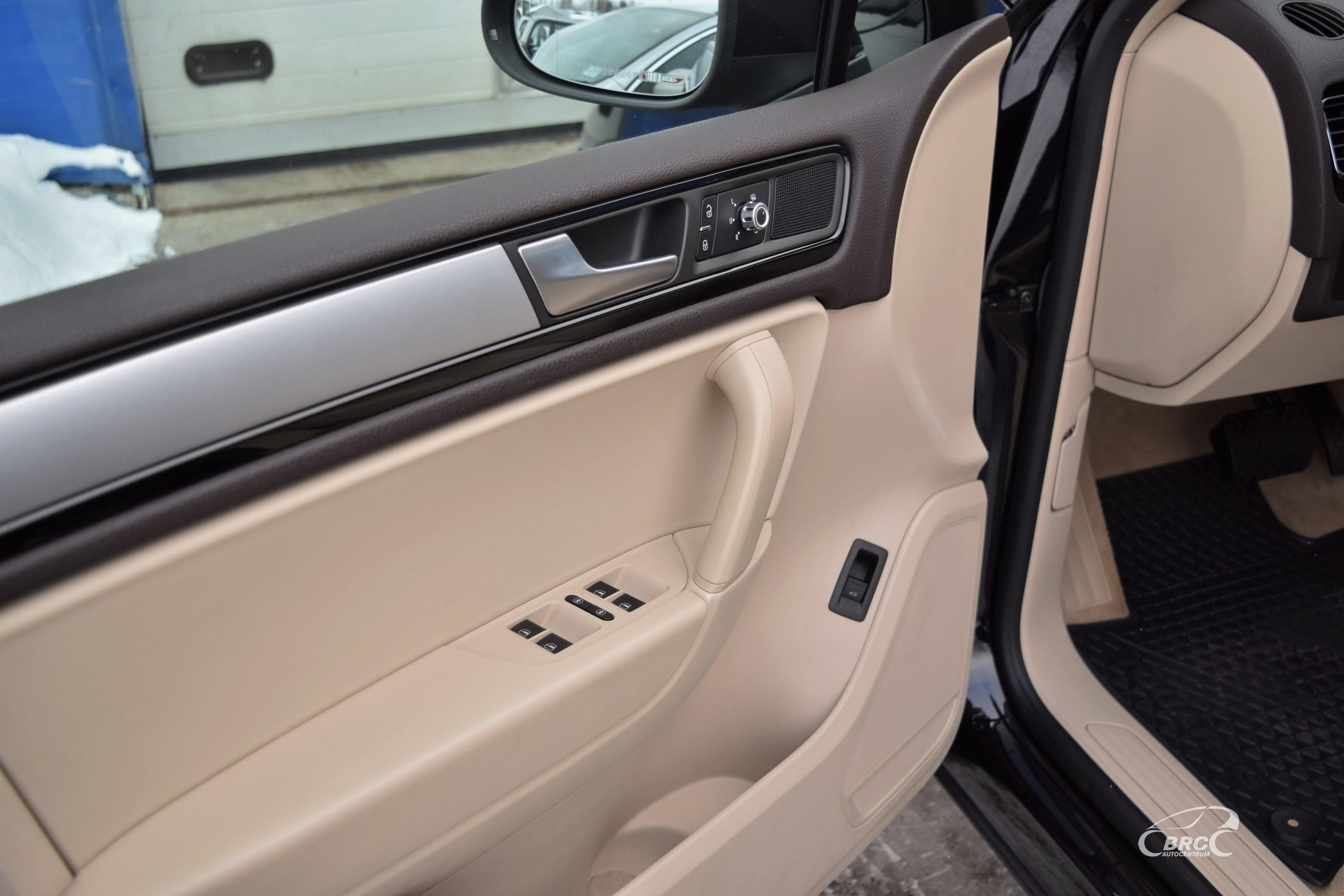 Volkswagen Touareg V6 TDi Bluemotion