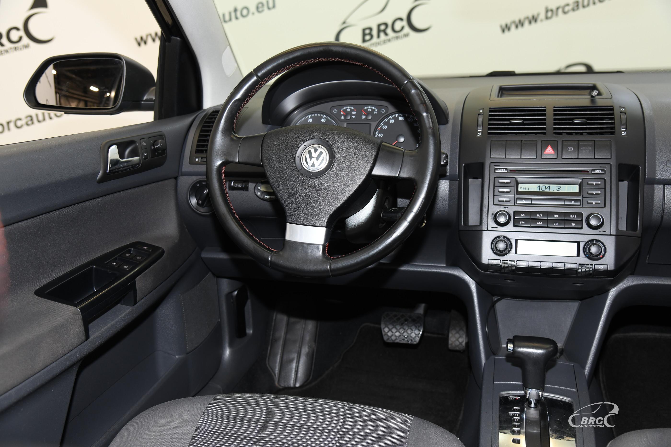 Volkswagen Polo 1.4 Goal Automatas