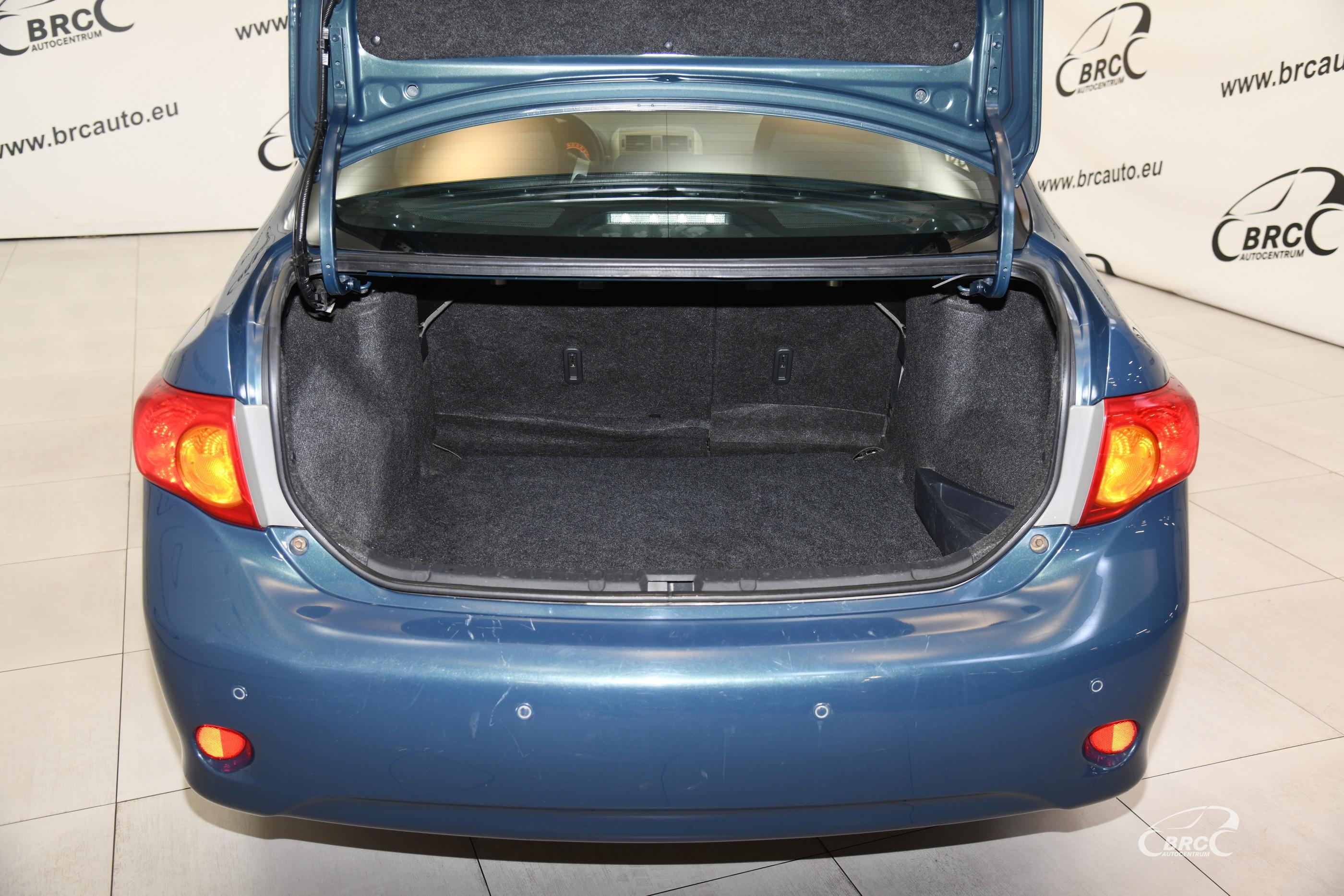 Toyota Corolla 1.6 VVT-i Automatas