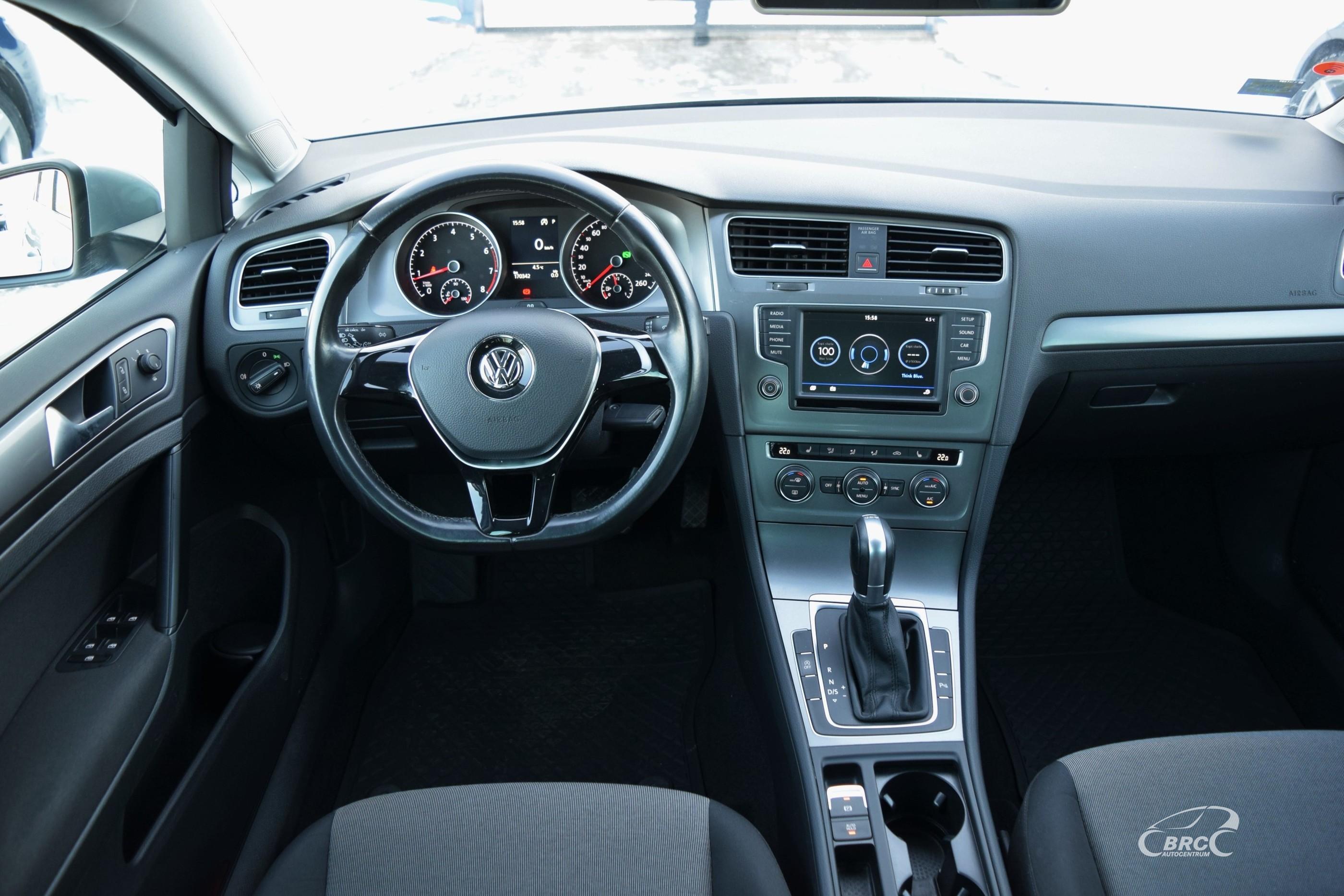 Volkswagen Golf Variant TSI DSG