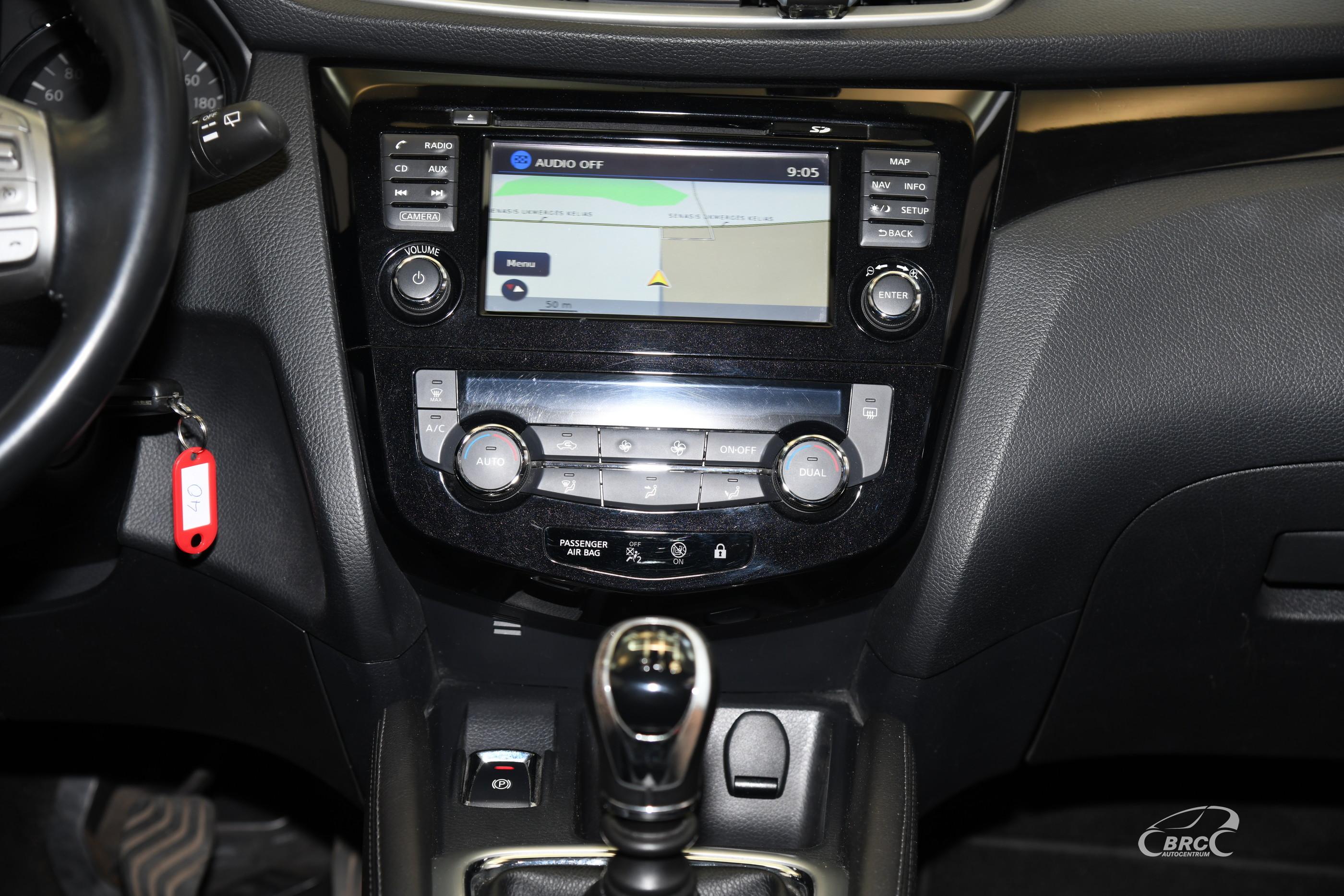 Nissan Qashqai 1.5 Pure Drive DCi
