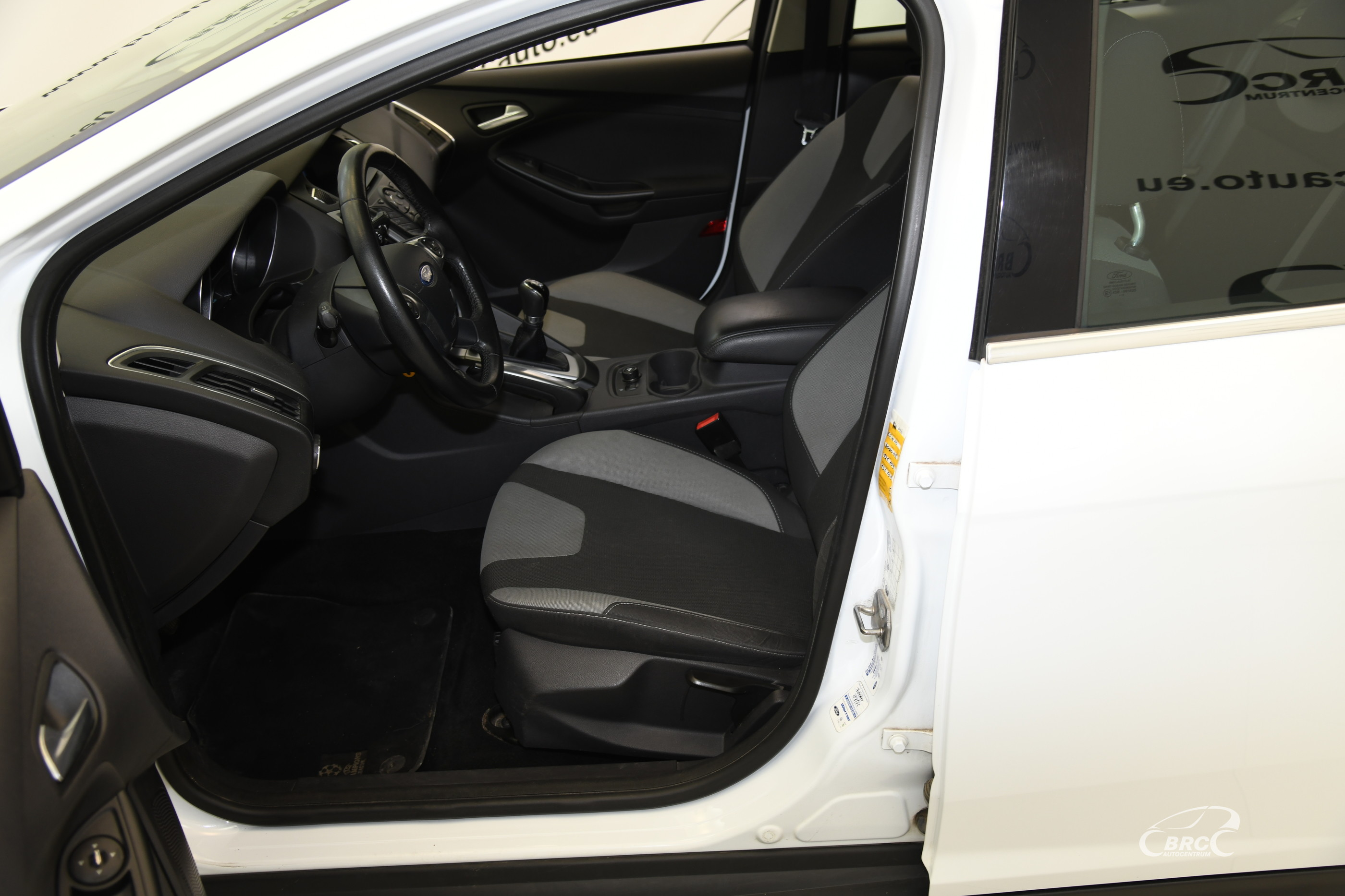 Ford Focus 1.0i Econetic Technology