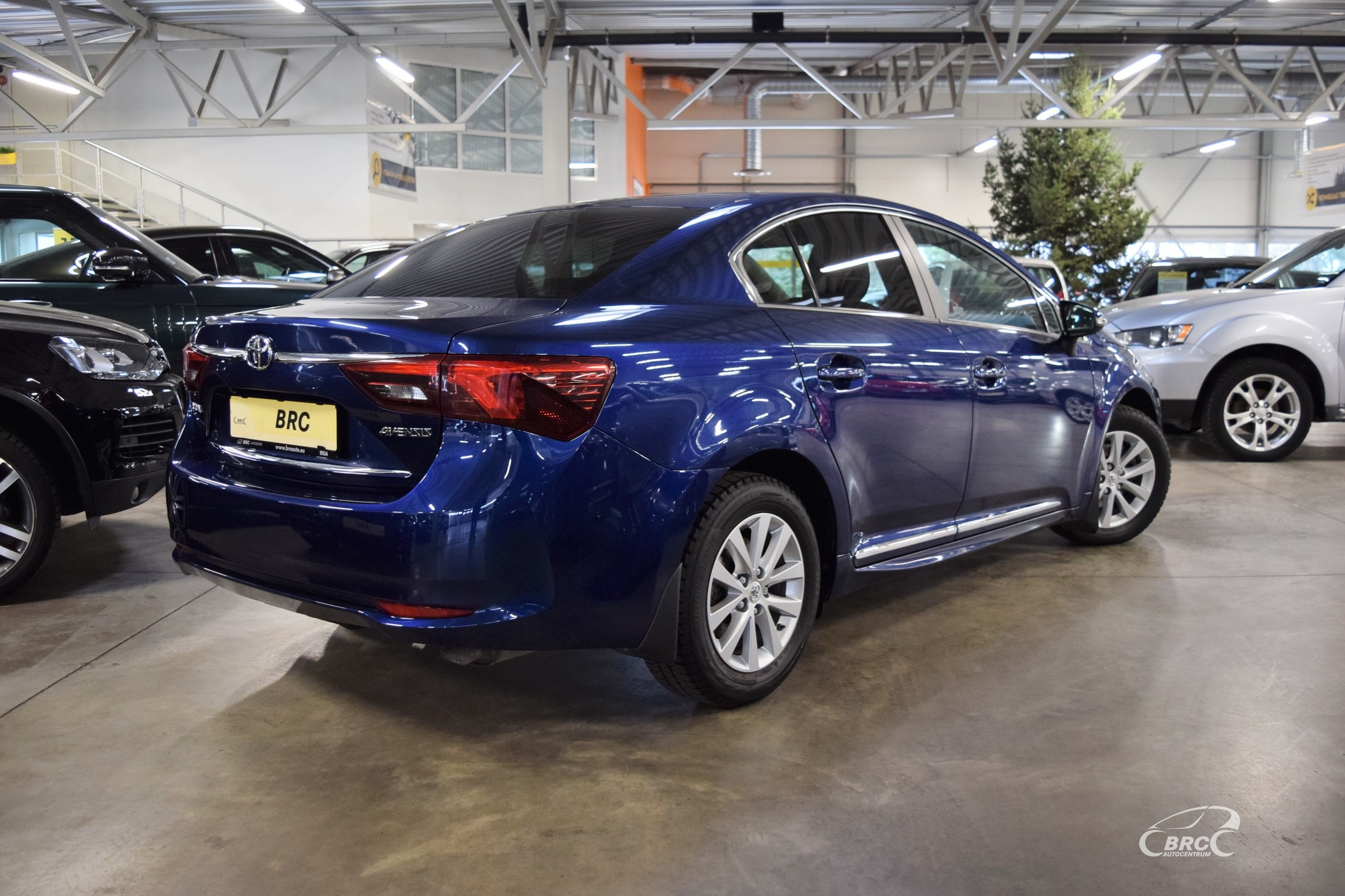 Toyota Avensis A/T