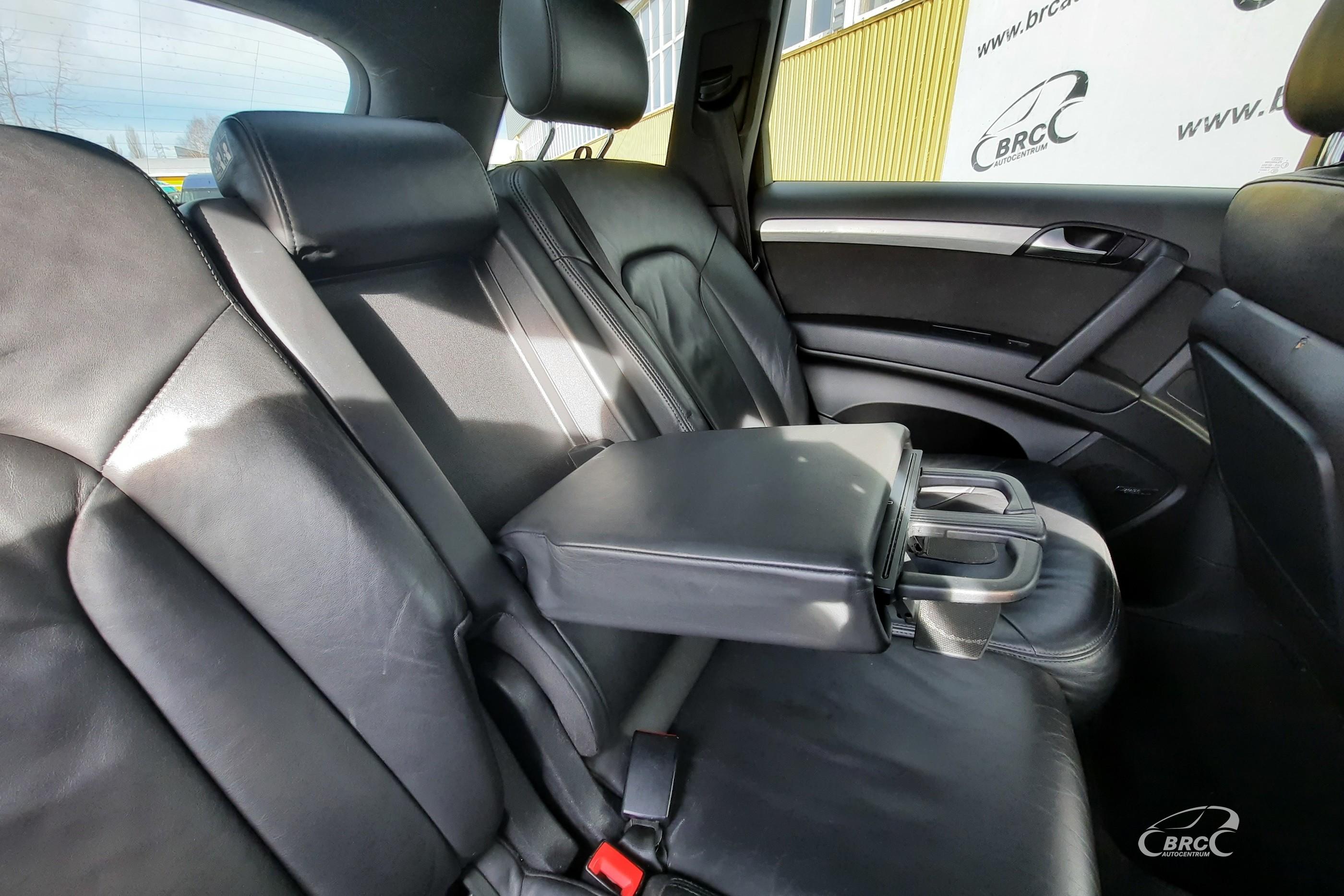 Audi Q7 4.2 TDI Quattro S-Line Automatas