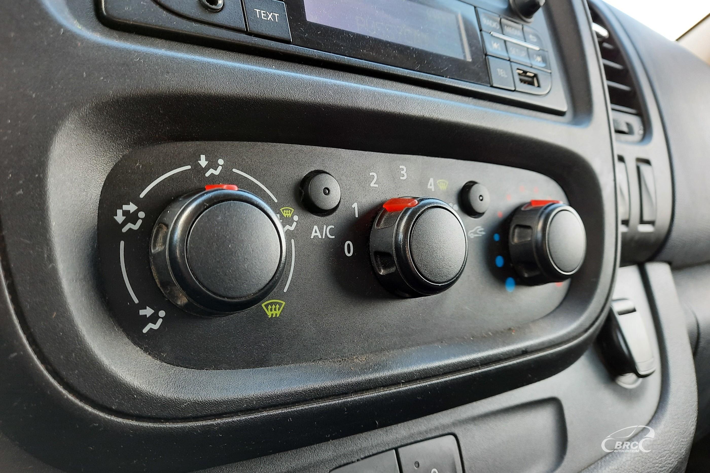 Opel Vivaro B 1.6 CDTI Bi-Turbo
