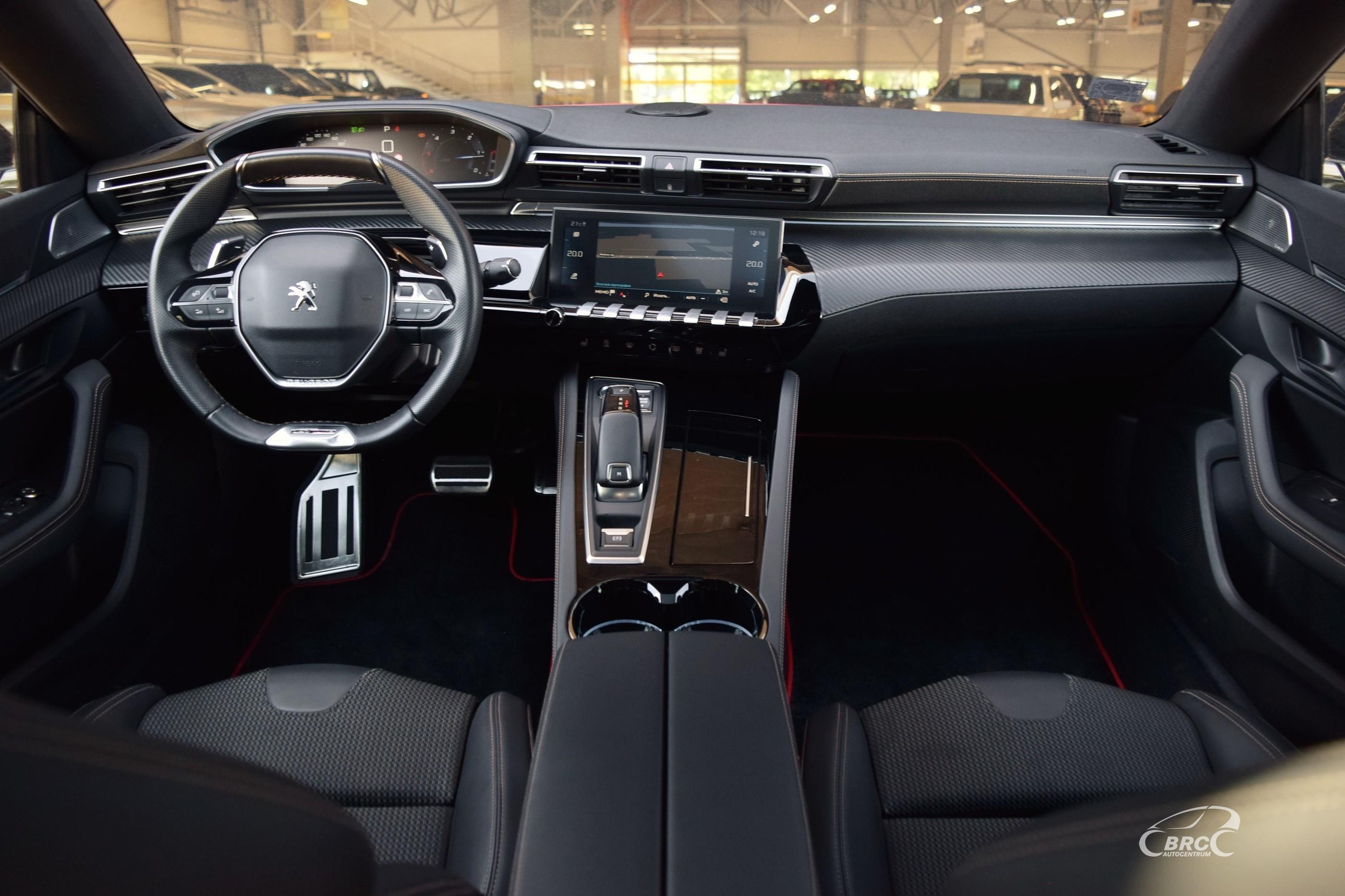 Peugeot 508 GT Line  A/T