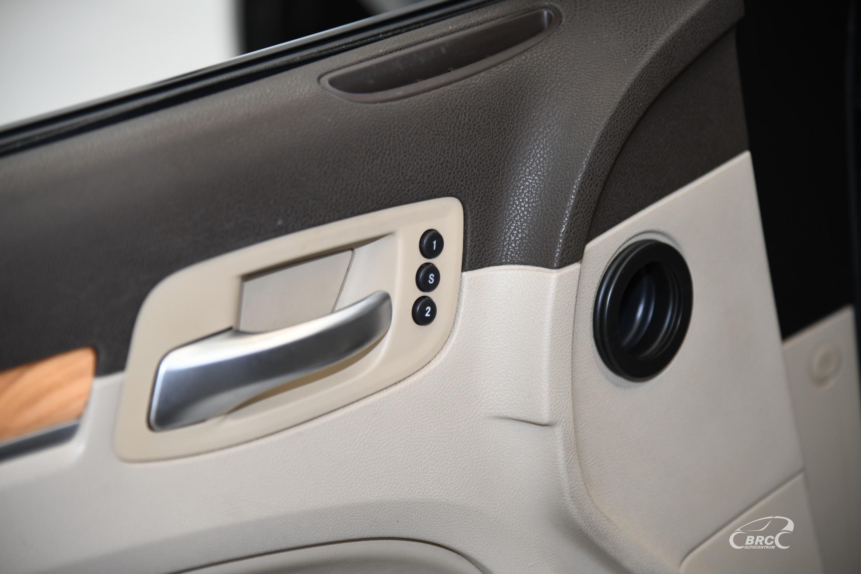 Chrysler 300 C 3.6 V6 Automatas