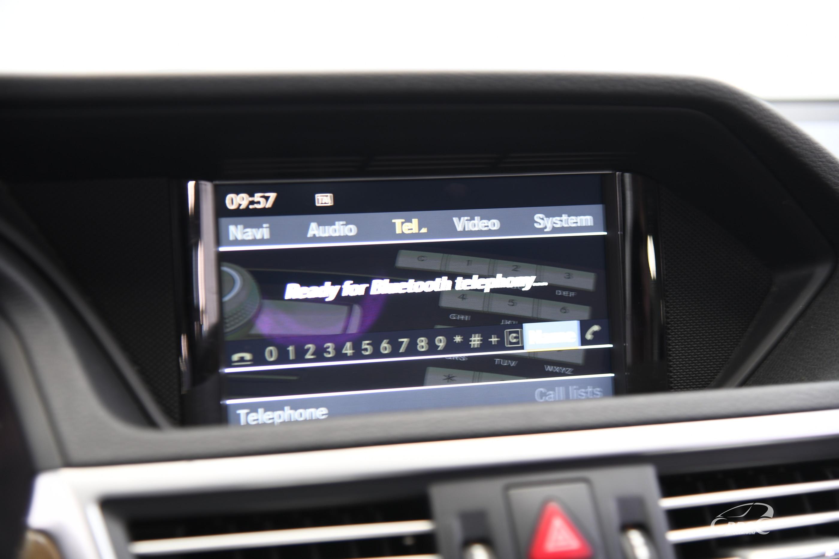 Mercedes-Benz E 220 CDI Elegance BlueEFFICIENCY Automatas