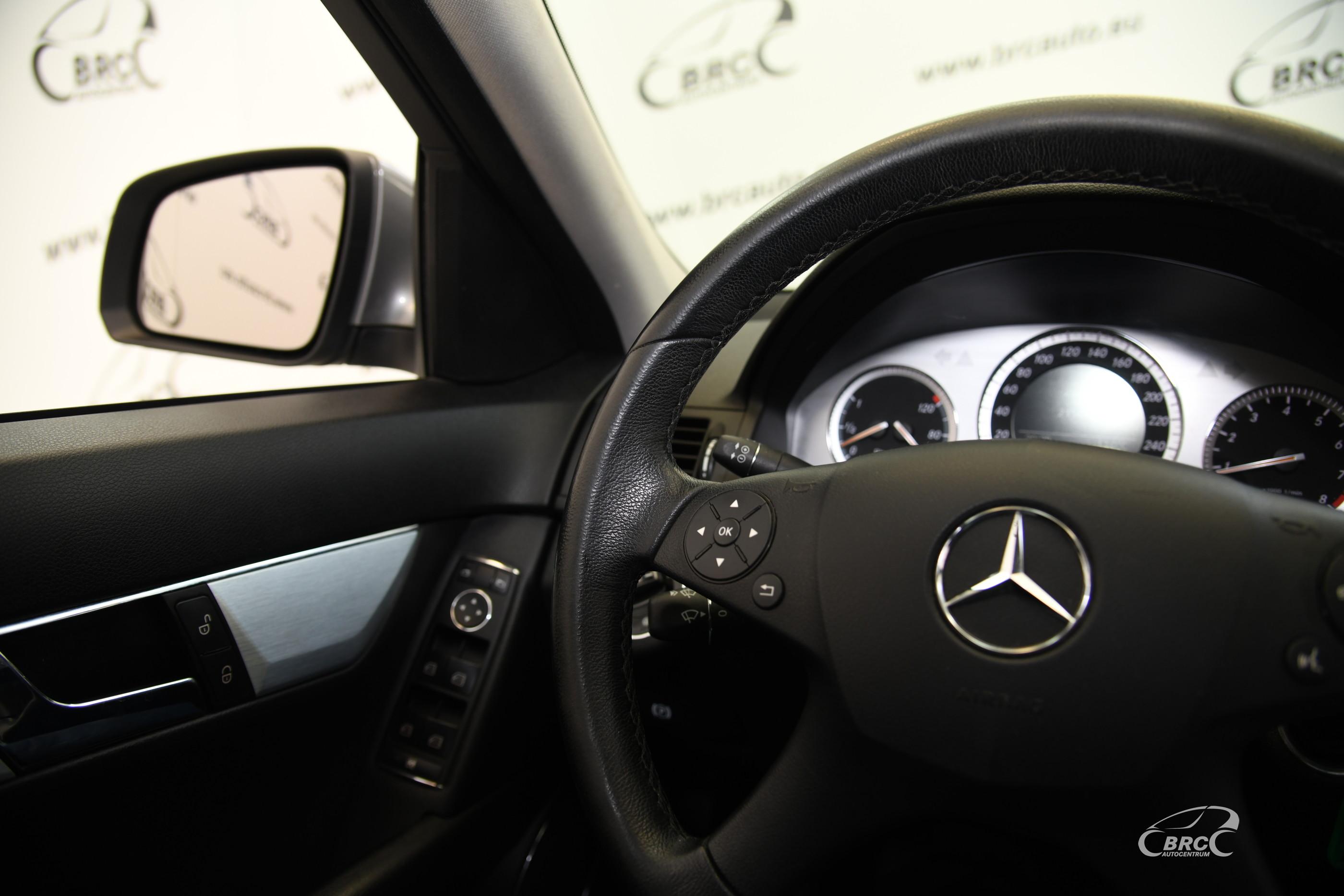 Mercedes-Benz C 180 T Kompressor Avantgarde Estate Automatas