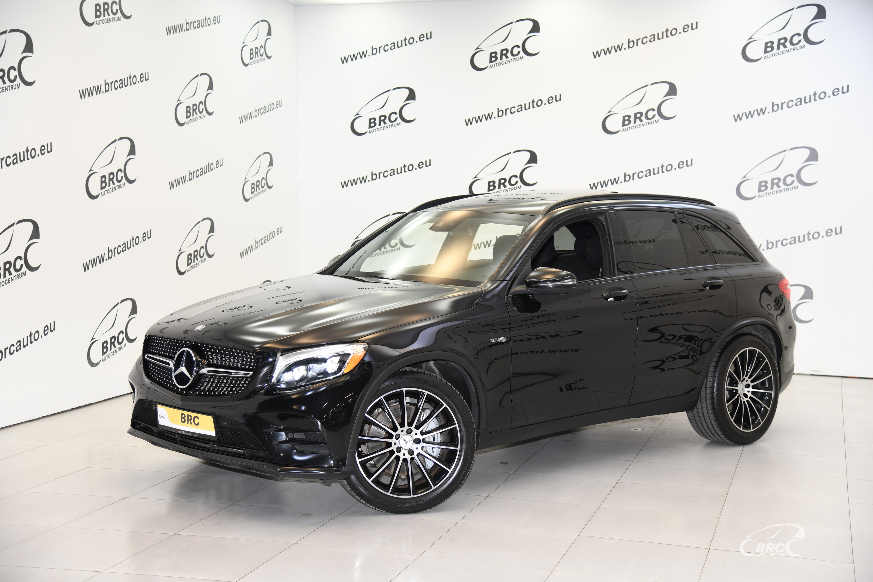Mercedes-Benz GLC 43 AMG 4Matic Automatas