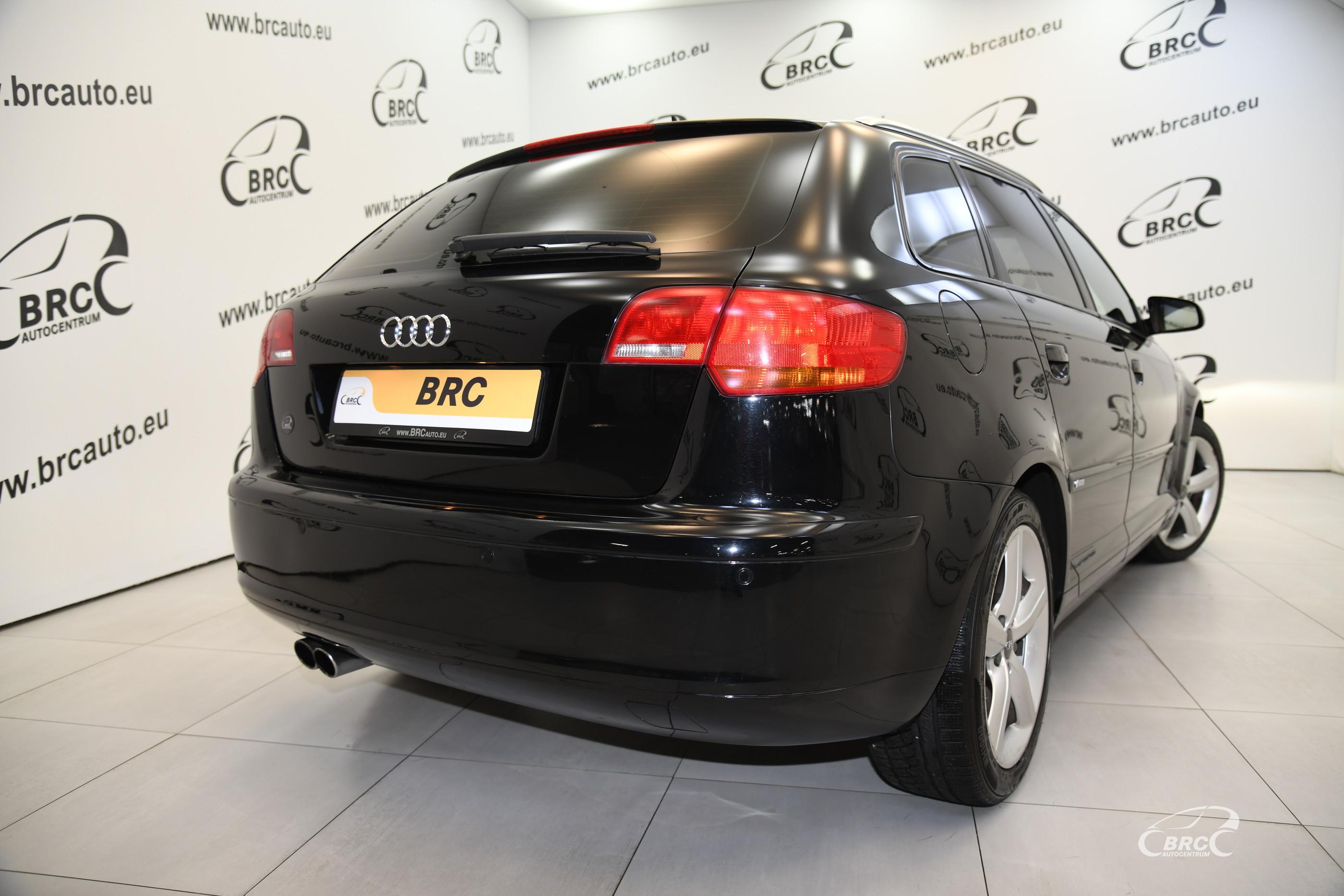 Audi A3 2.0 TDI S-Line Sportback Automatas
