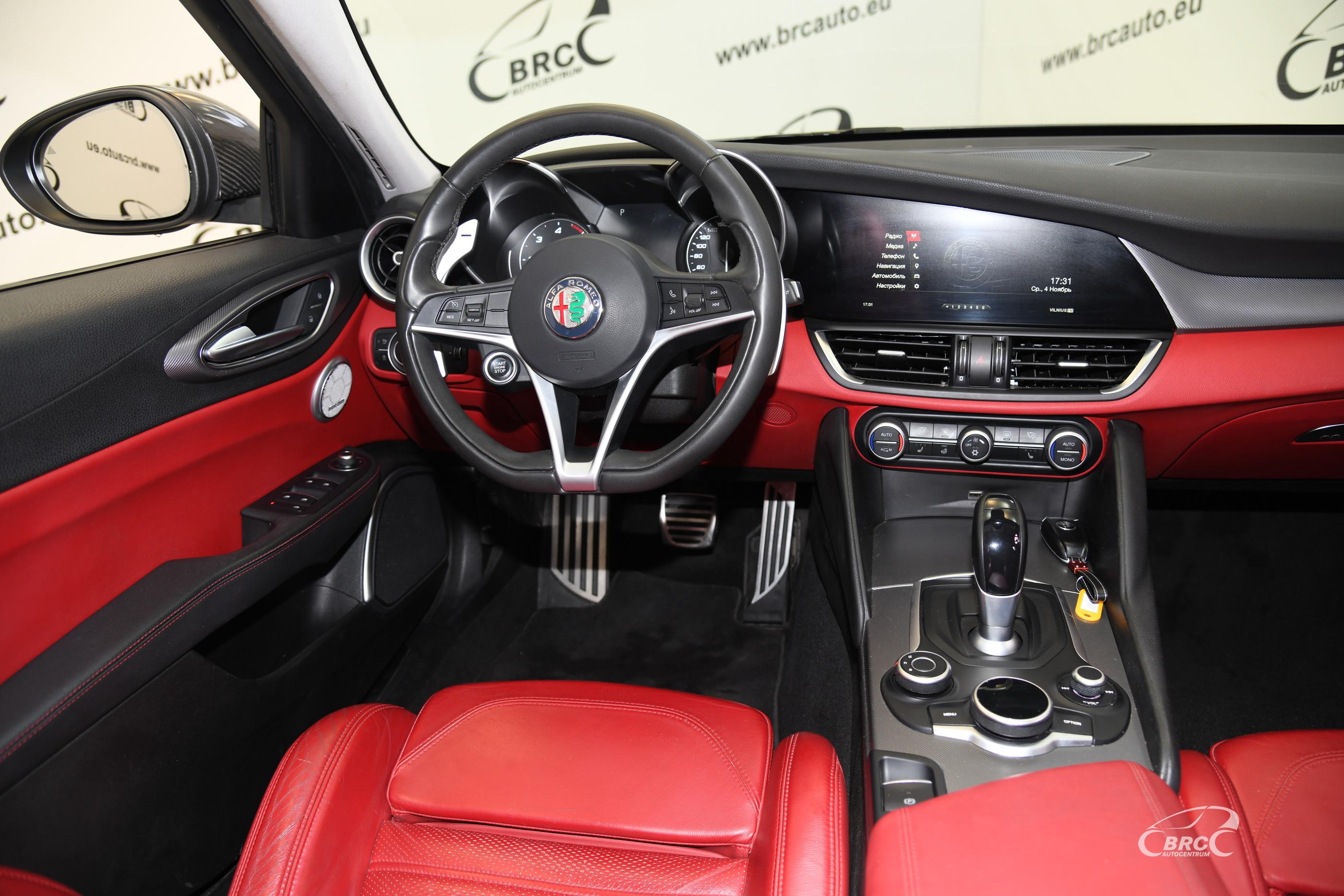 Alfa Romeo Giulia Super 2.2 d Automatas